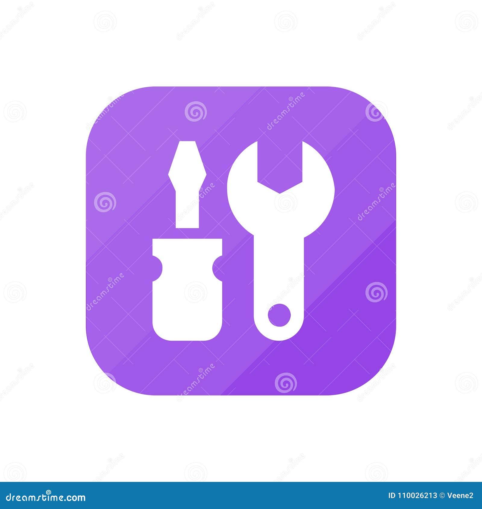 Hulpmiddelen - App Pictogram
