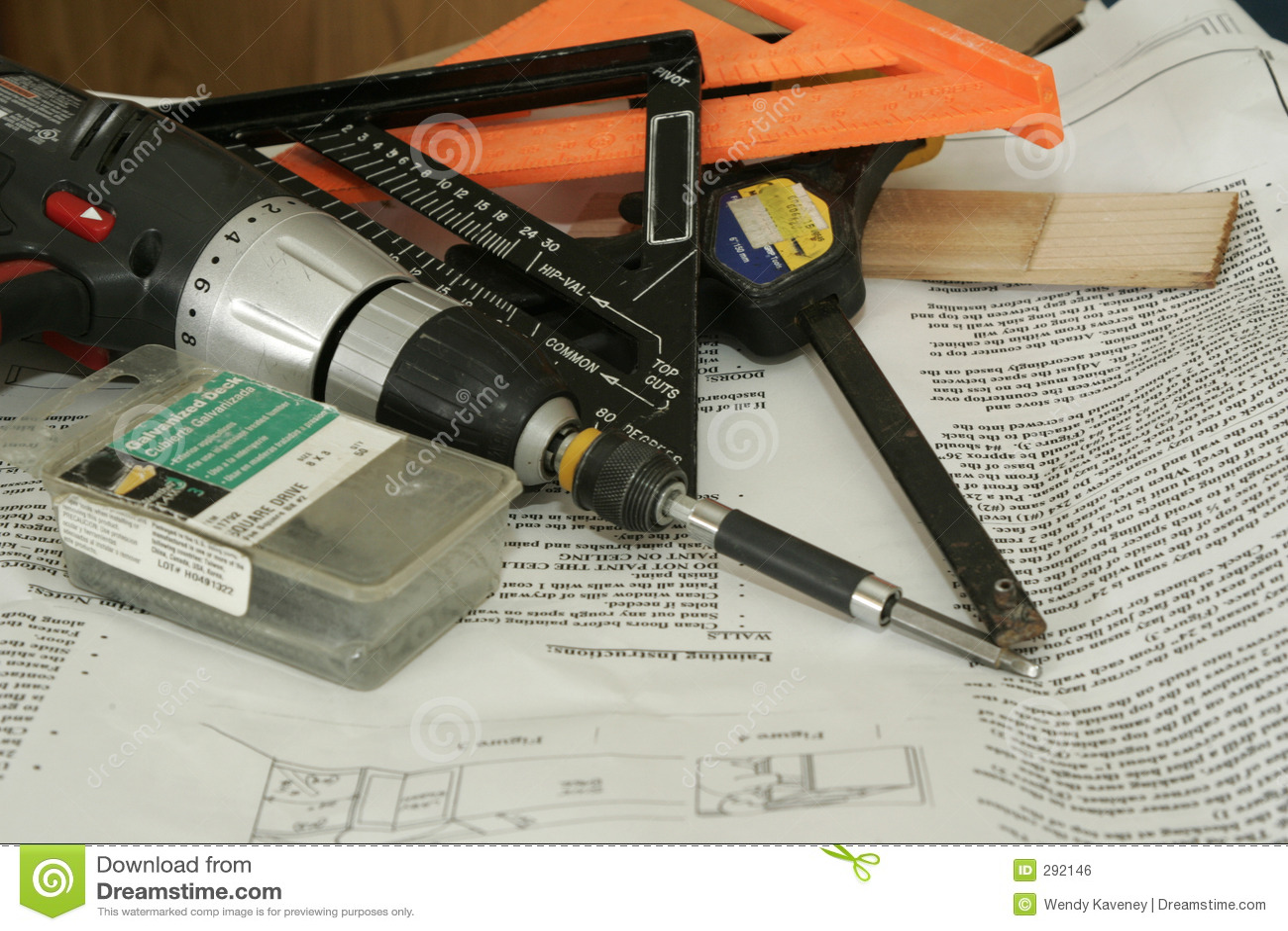 Hulpmiddelen en Installatie Instrucions