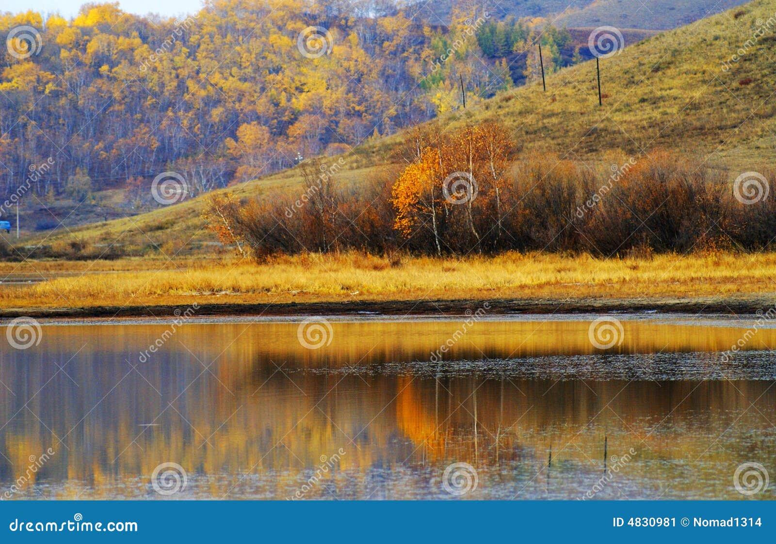 HuLunbeier Fluss
