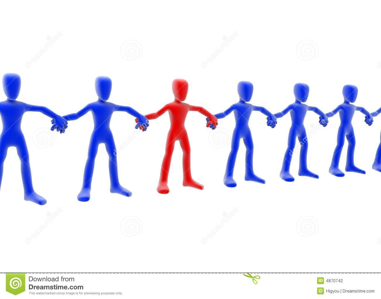 human chain stock photography image 4870742 clipart of group of people praying clipart of group of people dining