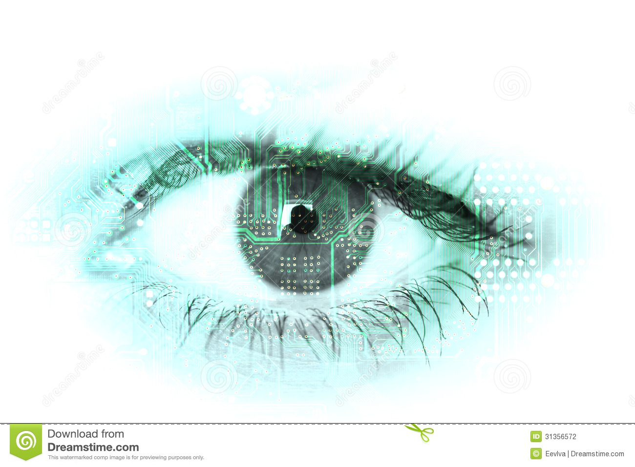 Circuit Board Eye Best Secret Wiring Diagram Pics Photos Desktop Wallpapers Printed Pictures Human With Stock Photo Image Of Concept Rh Dreamstime Com Wallpaper Background