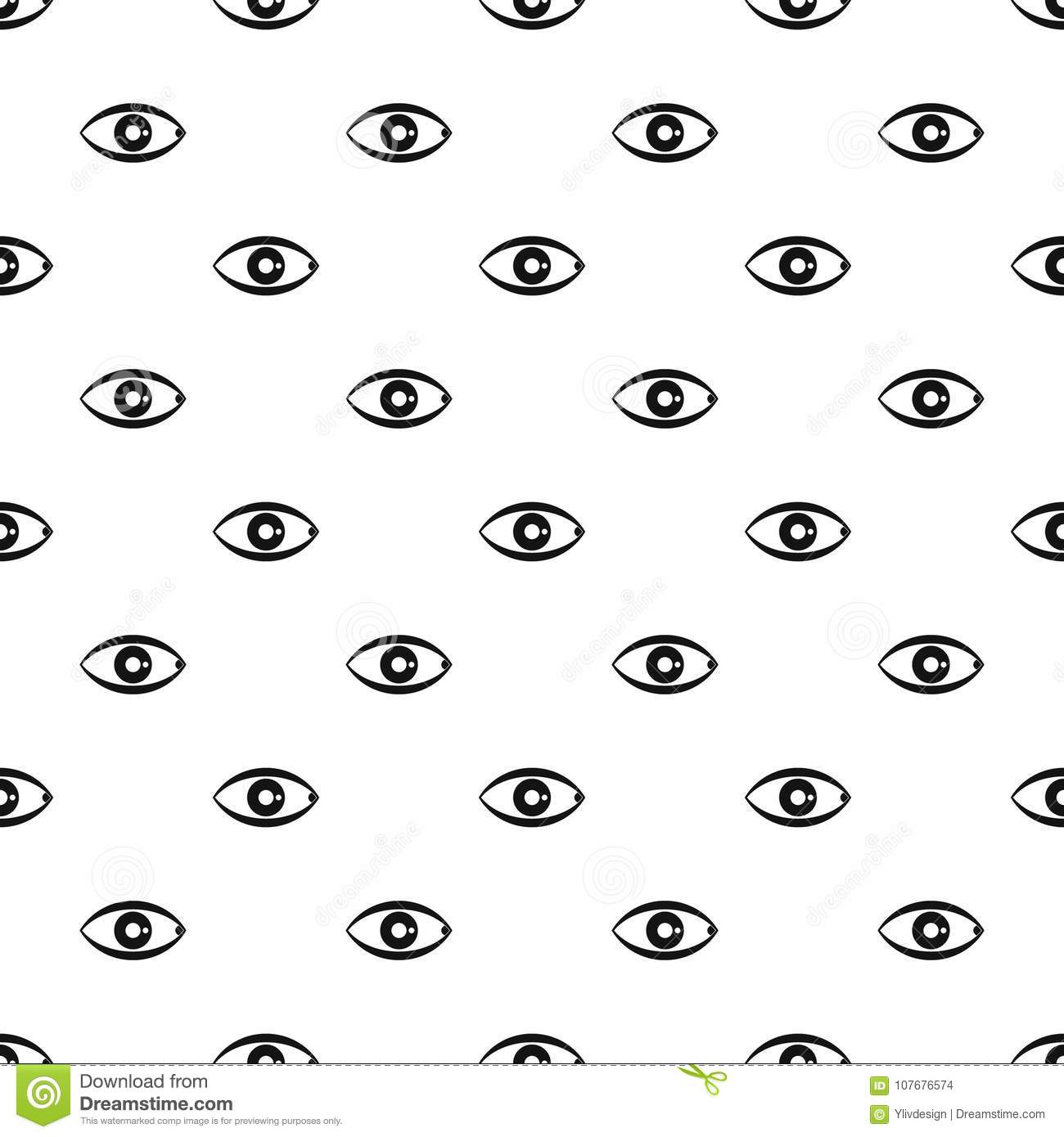 human eye pattern vector stock vector. illustration of abstract