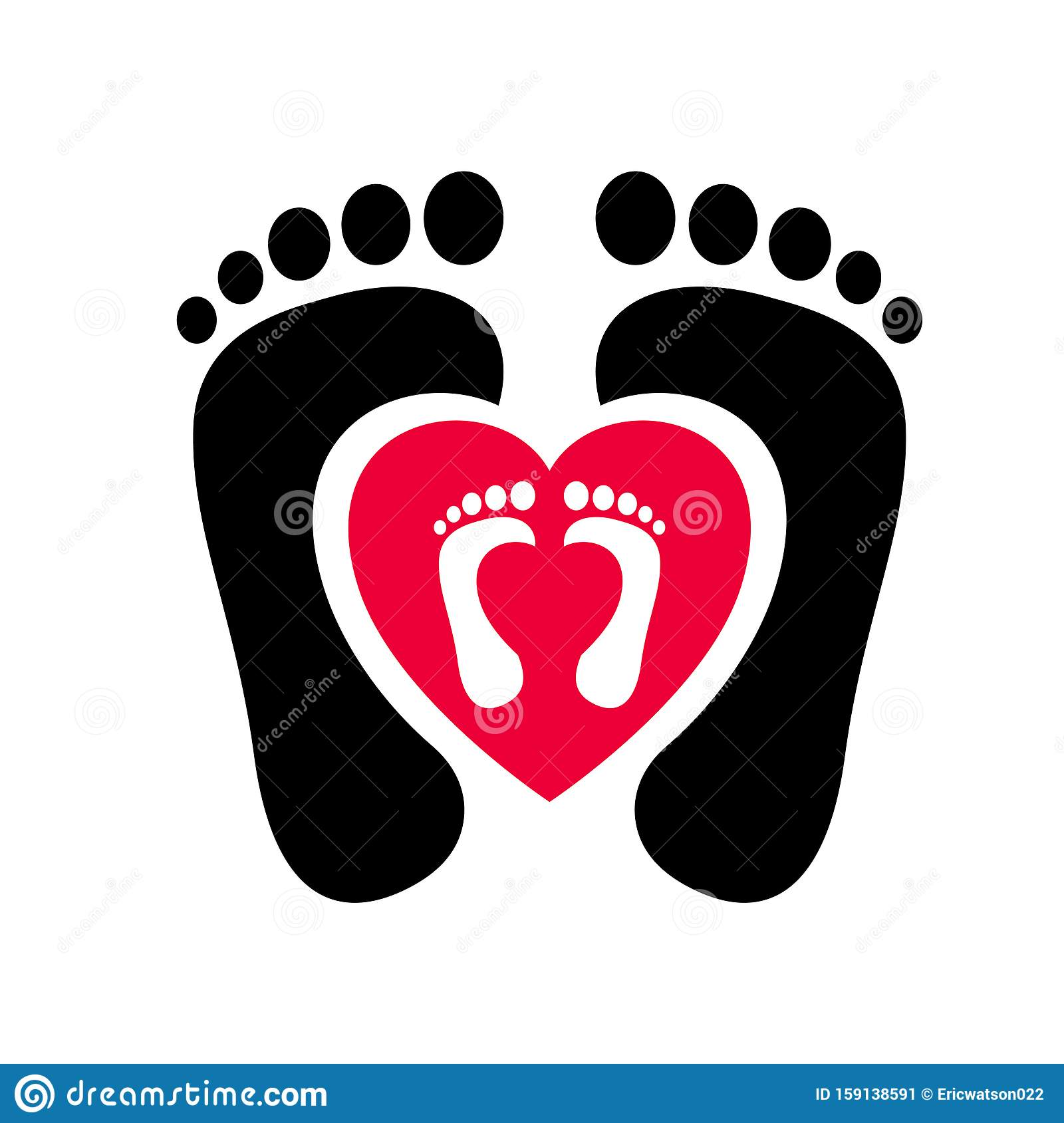 human feet red and black silhouette with inside heart shape feet vector footprint with toes icon stock vector illustration of background inside 159138591 https www dreamstime com human feet heart symbol inside footprint toes icon red black silhouette shape vector image159138591