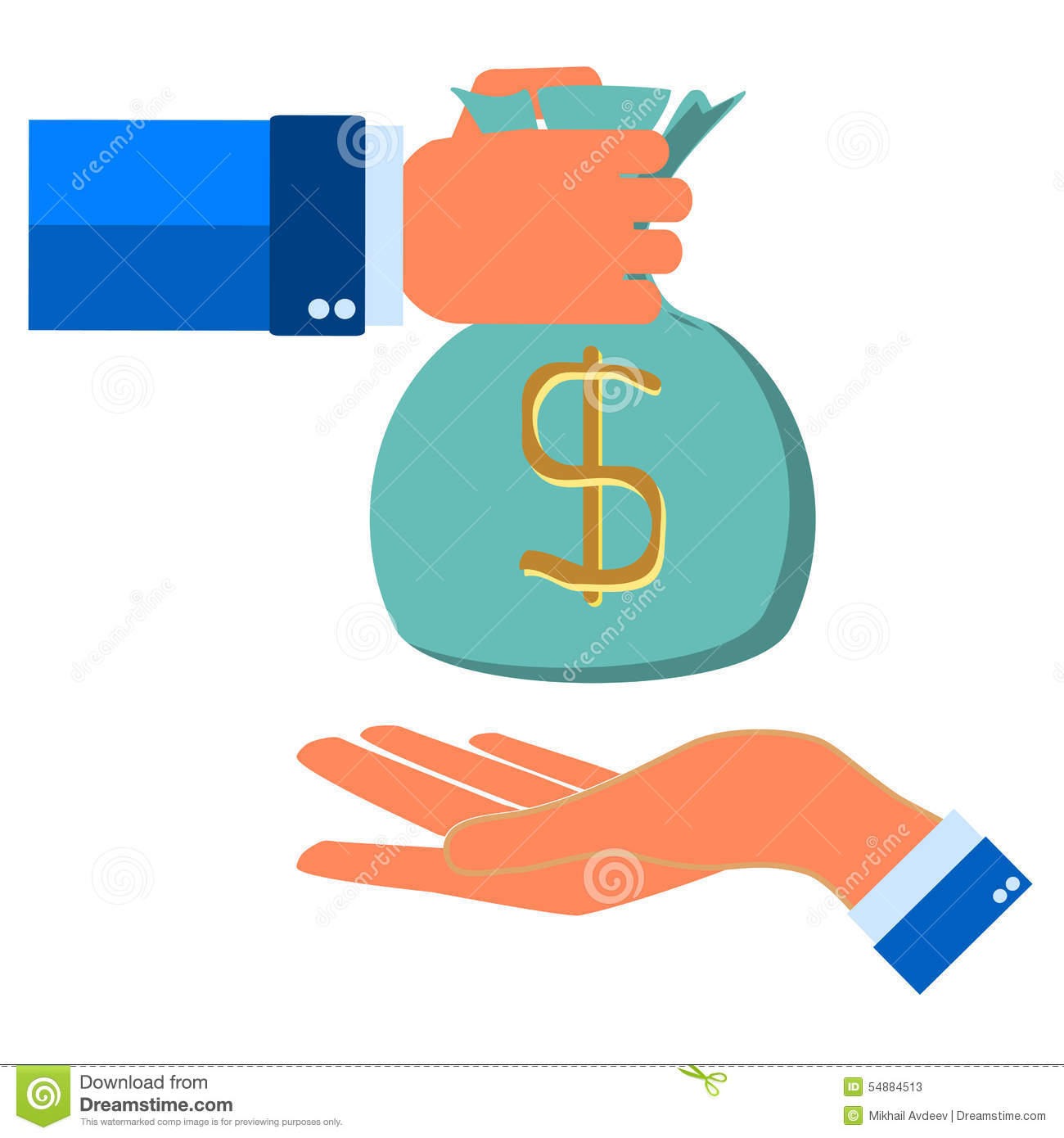 Buying and selling money