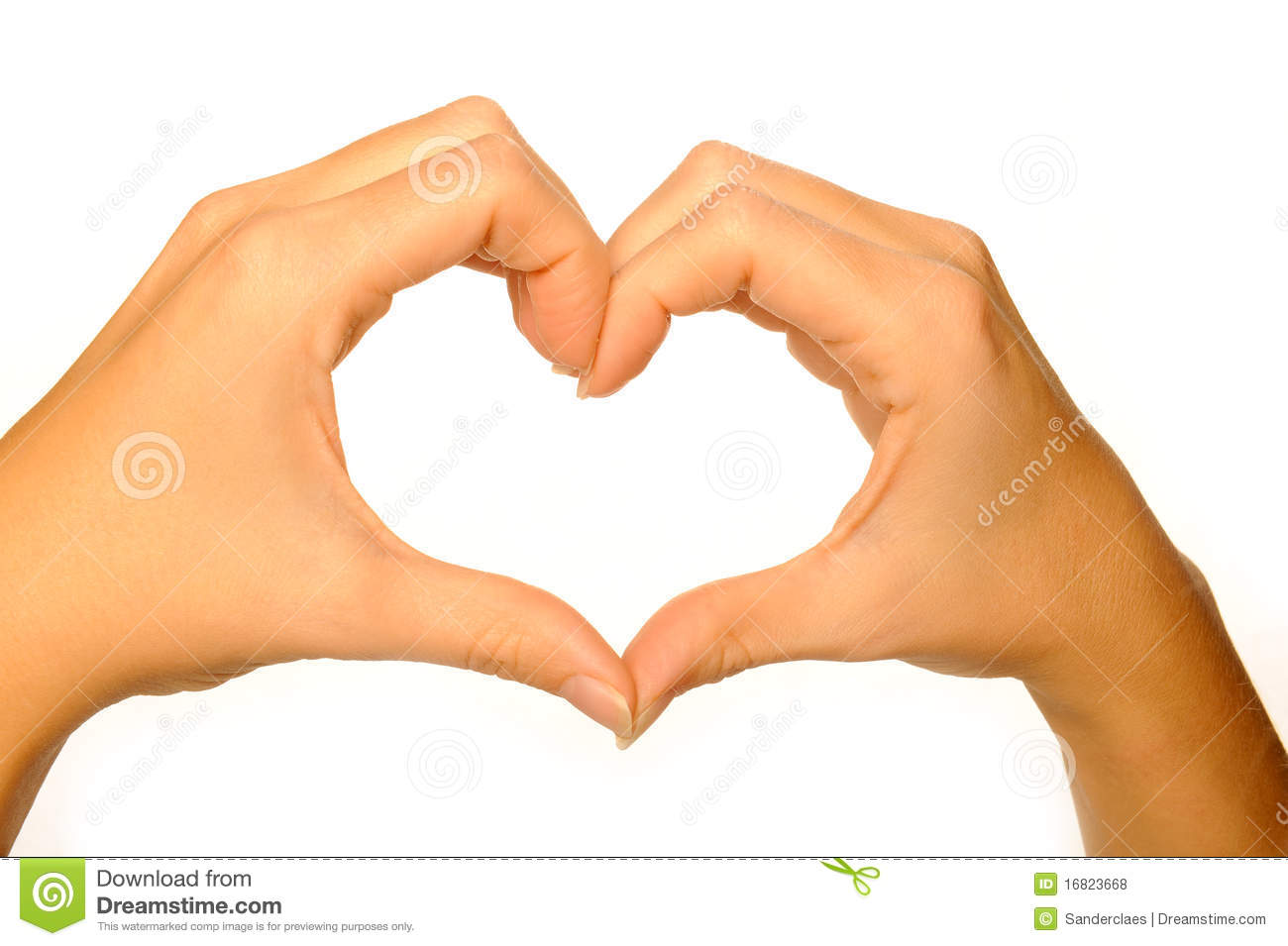Human hand heart stock photo. Image of creative, finger ...
