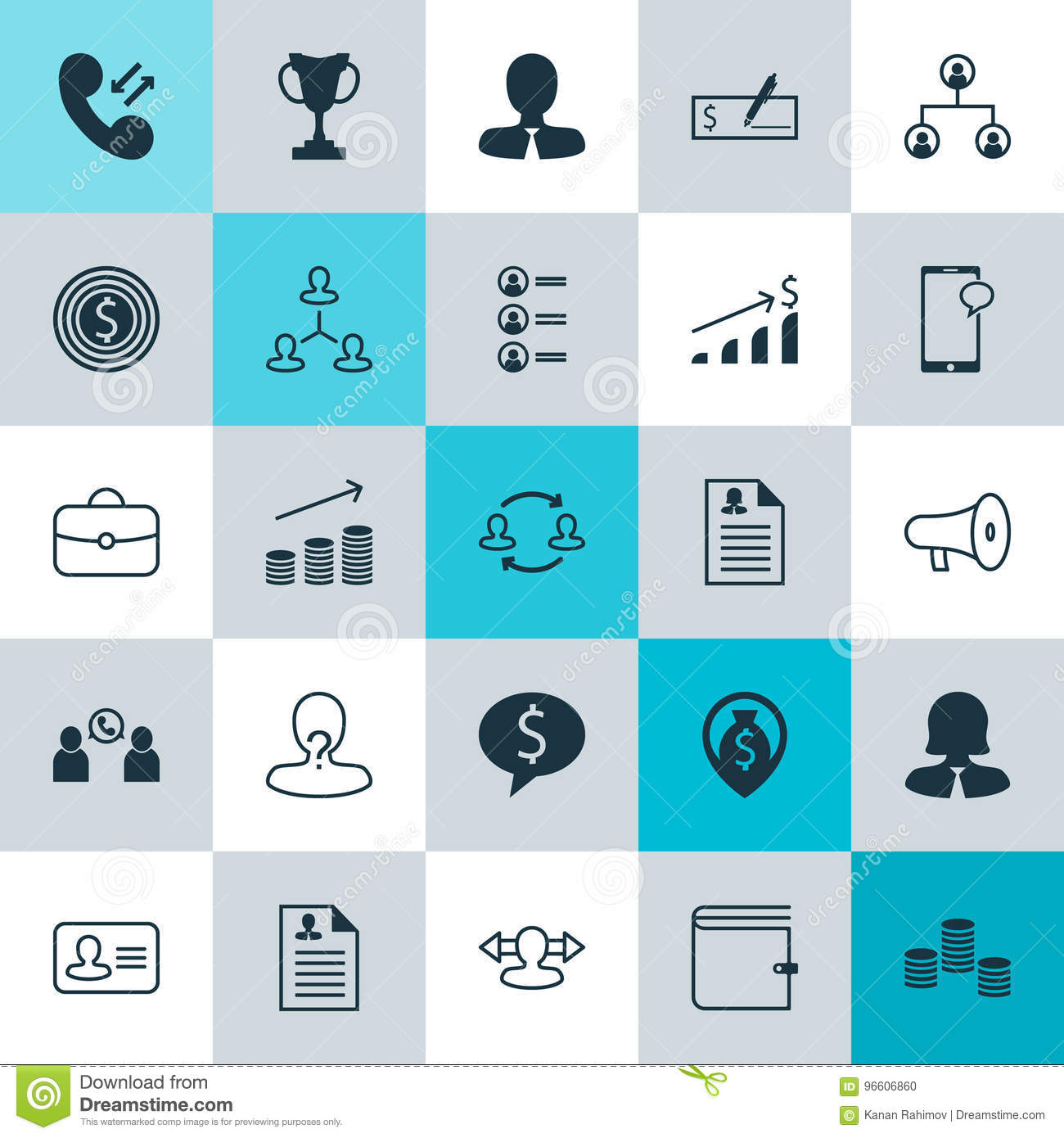 Human Icons Set. Collection Of Call, Goal, Messaging And Other Elements. Also Includes Symbols Such As Trophy, Increase
