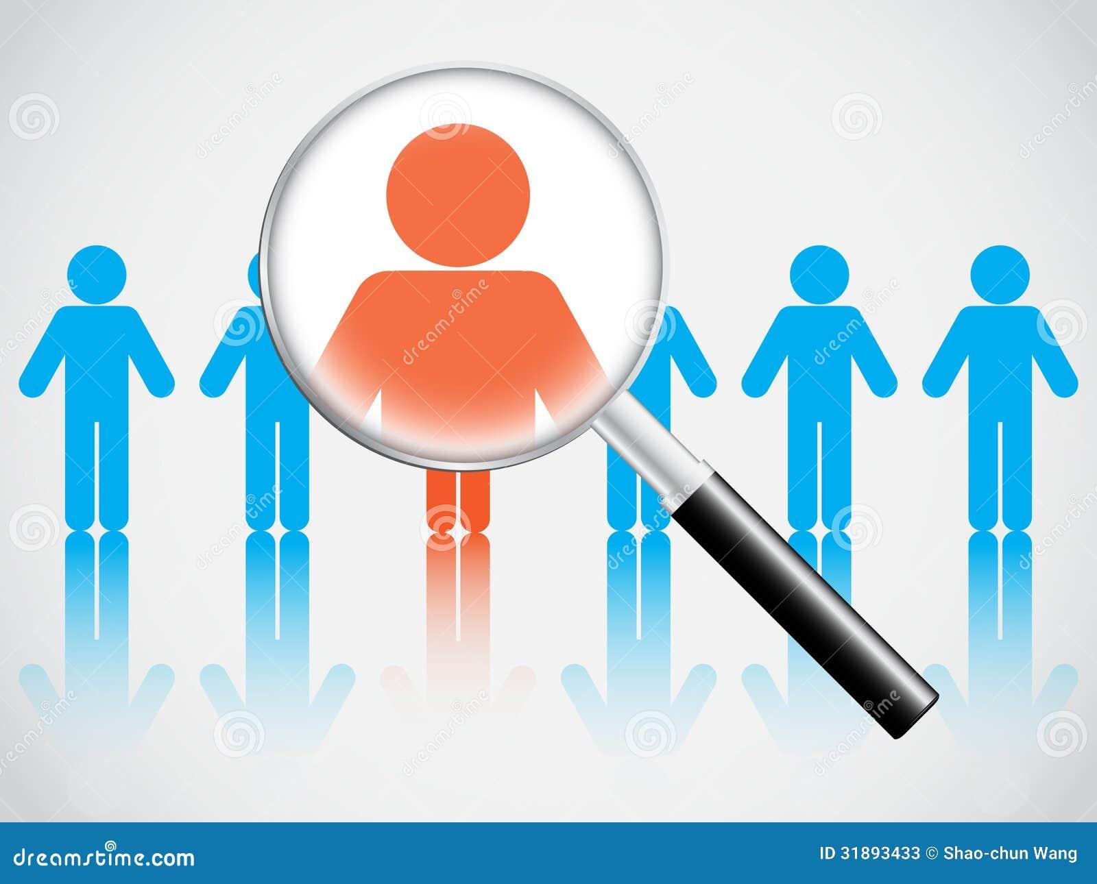 Human Resource Concept Stock Photos Image 31893433