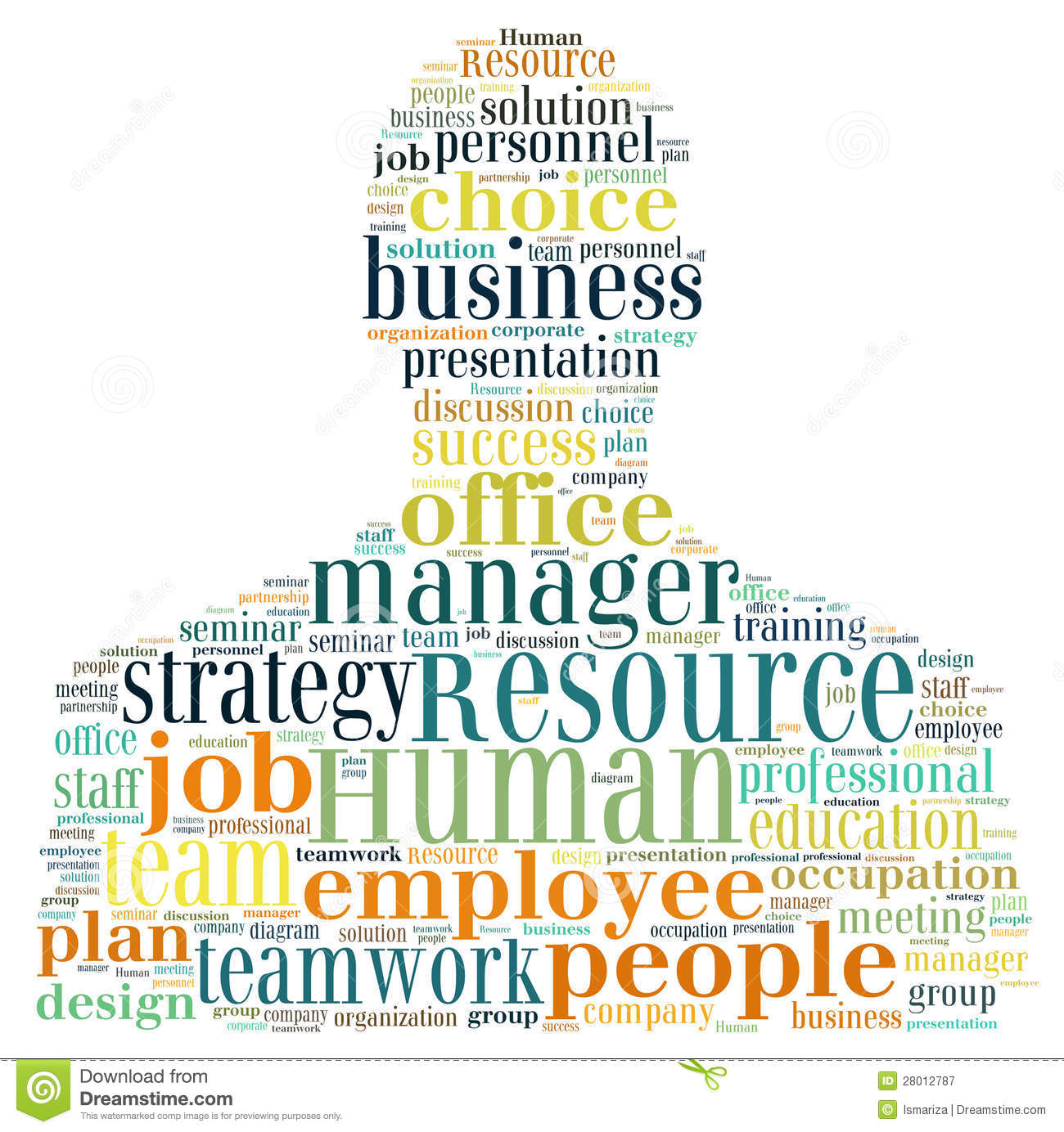 Human Resource Management Royalty Free Stock Photography ...