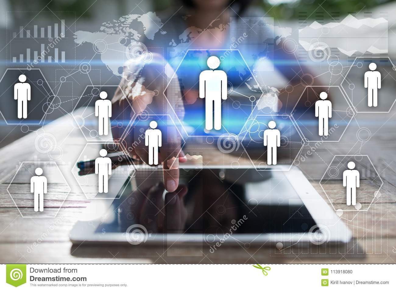 Time Management And Technology: Human Resource Management, HR, Recruitment, Leadership And