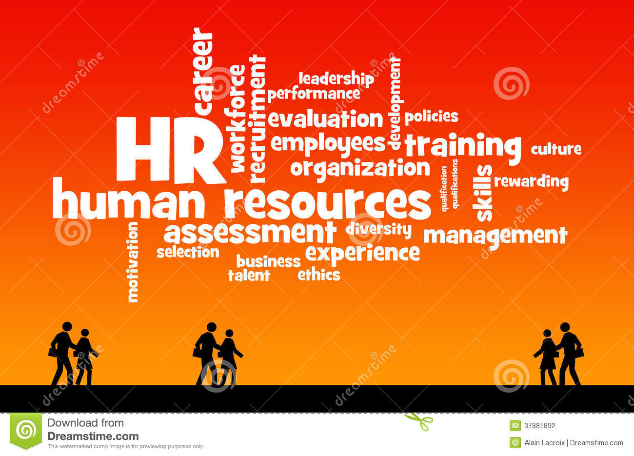 is hr important Recruitment and selection recruitment is one of the most important parts of hr, as if you get this process right you're halfway there, as you have minimised any potential employee's issues that can arise in future.