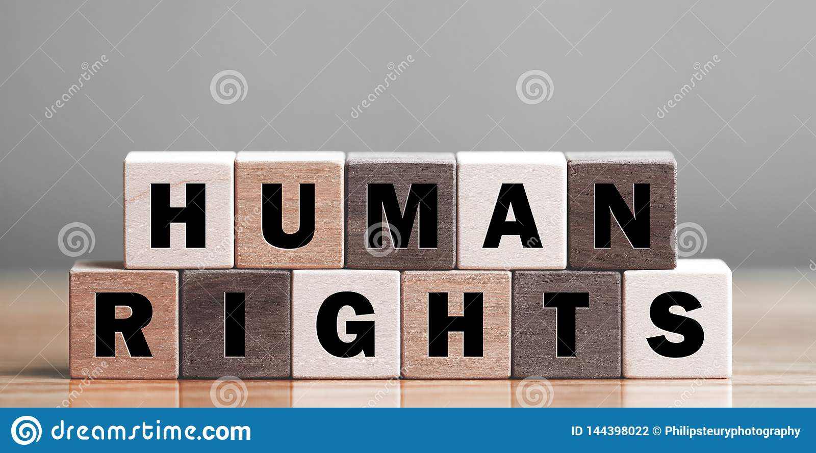 Human Rights Concept