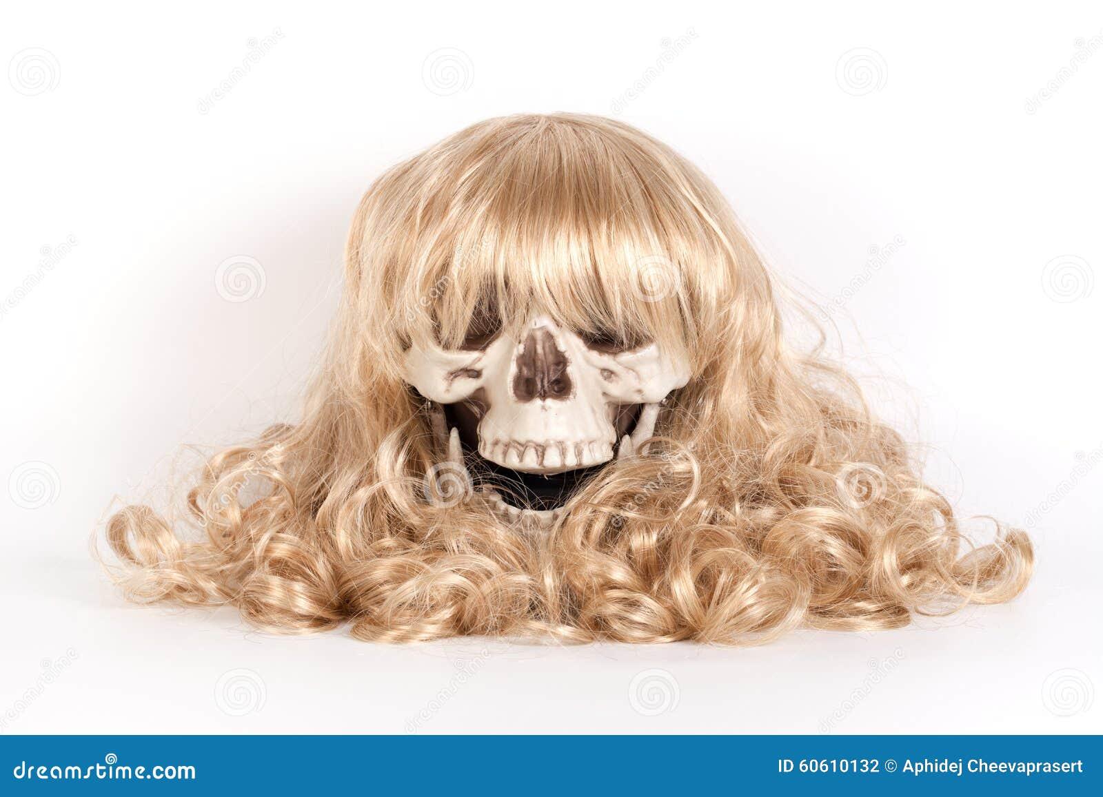 Long Human Hair Wig For Nature Woman