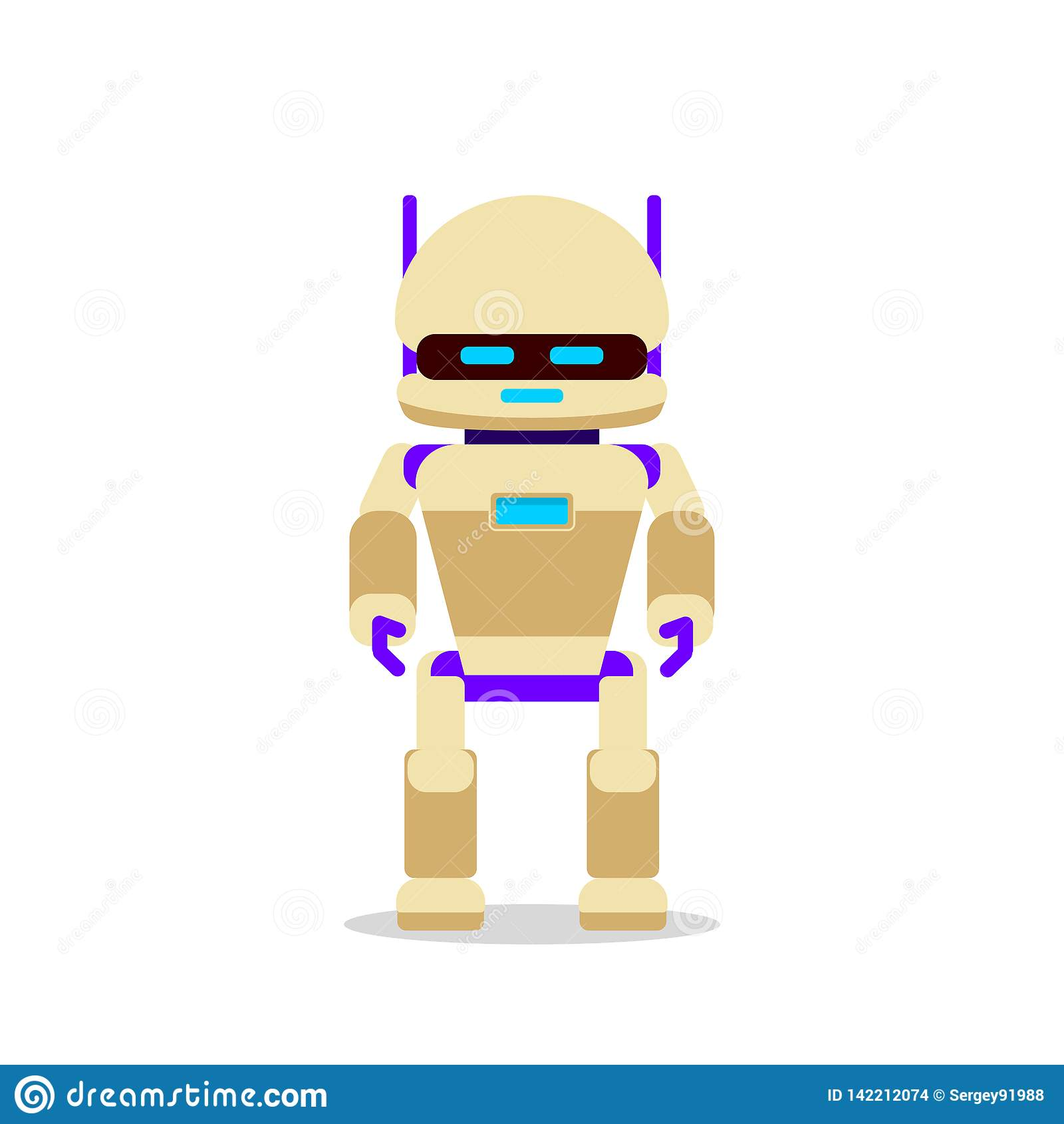 Artificial Intelligence Kids Stock Illustrations – 20 Artificial ...