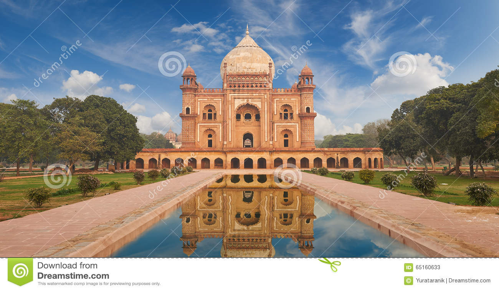 Humayun Grobowcowy New Delhi, India