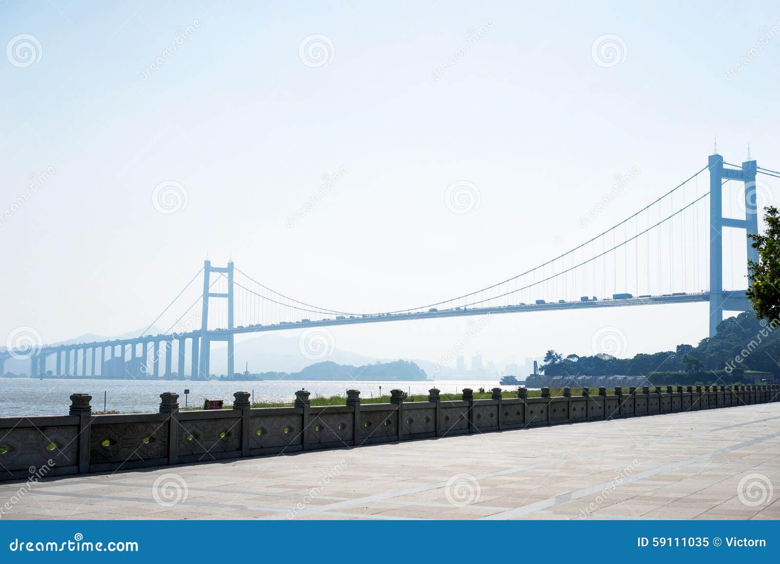 Humen桥梁