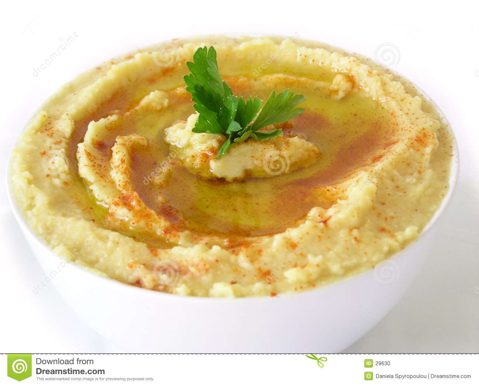 Hummus (nourriture libanaise)
