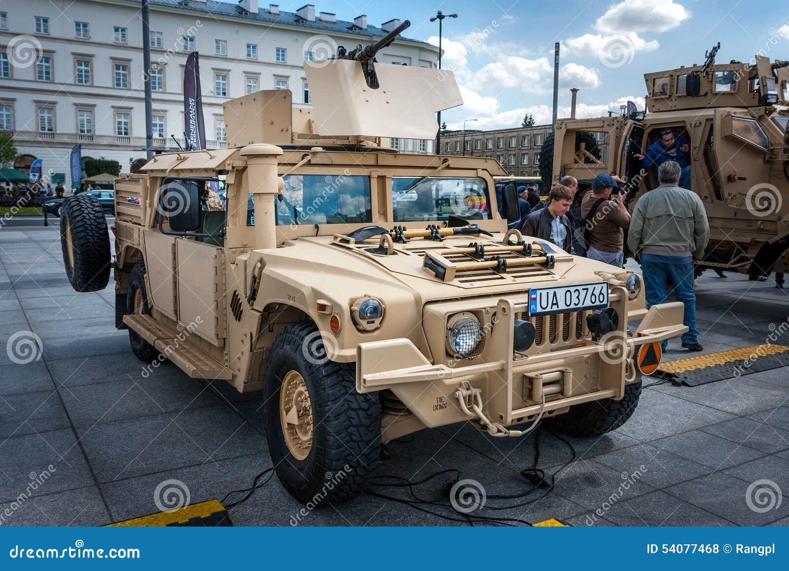Humvee HMMWV m1165