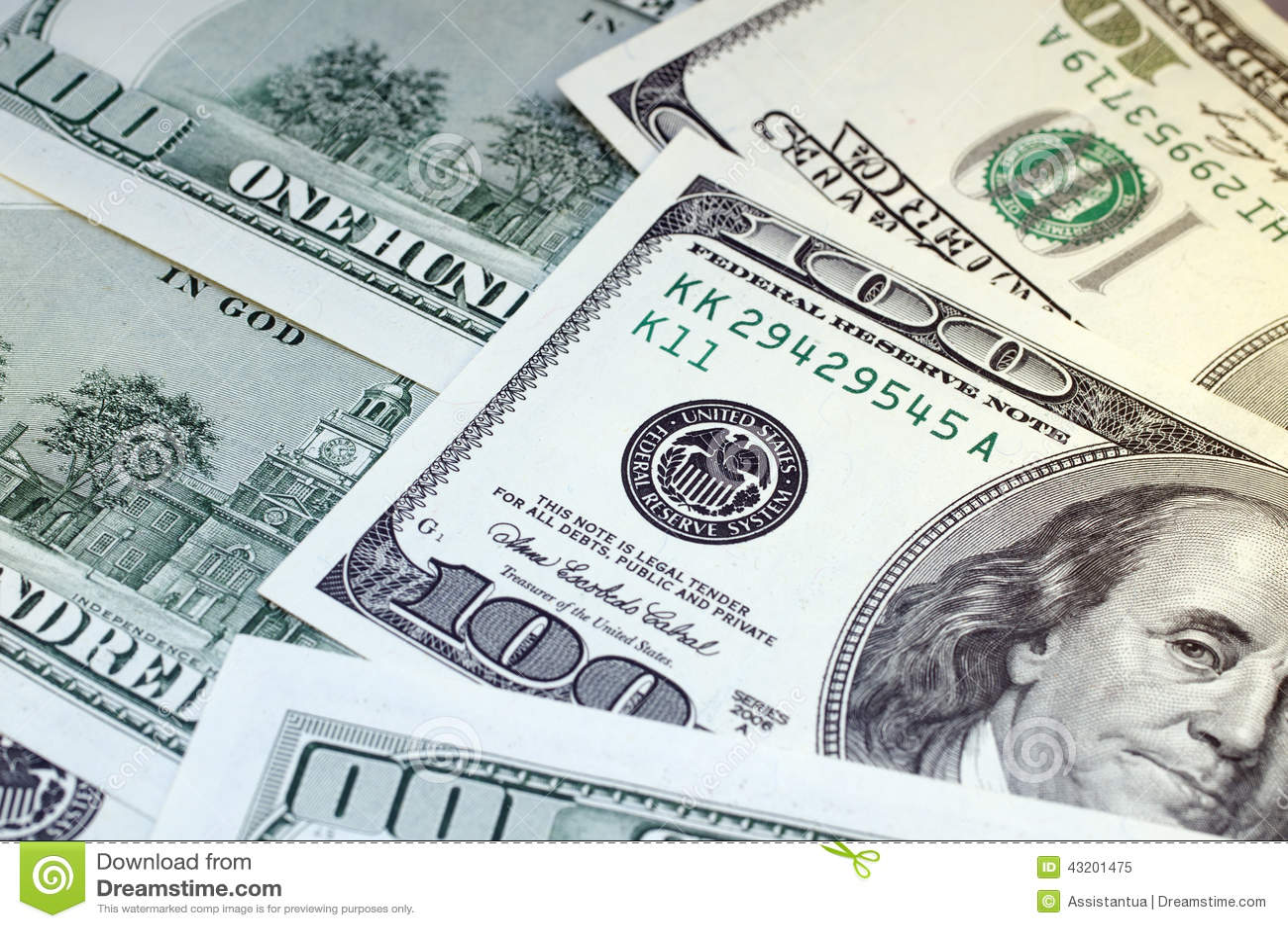 Download Hundra dollar för bakgrund fotografering för bildbyråer. Bild av lån - 43201475