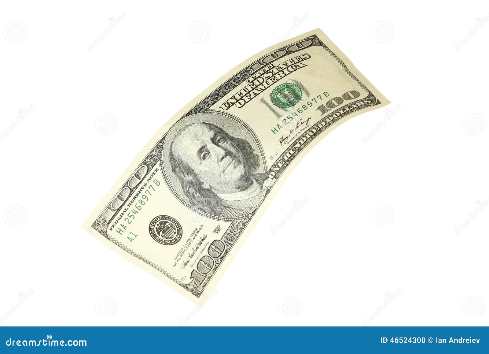 dollar bills falling on - photo #28