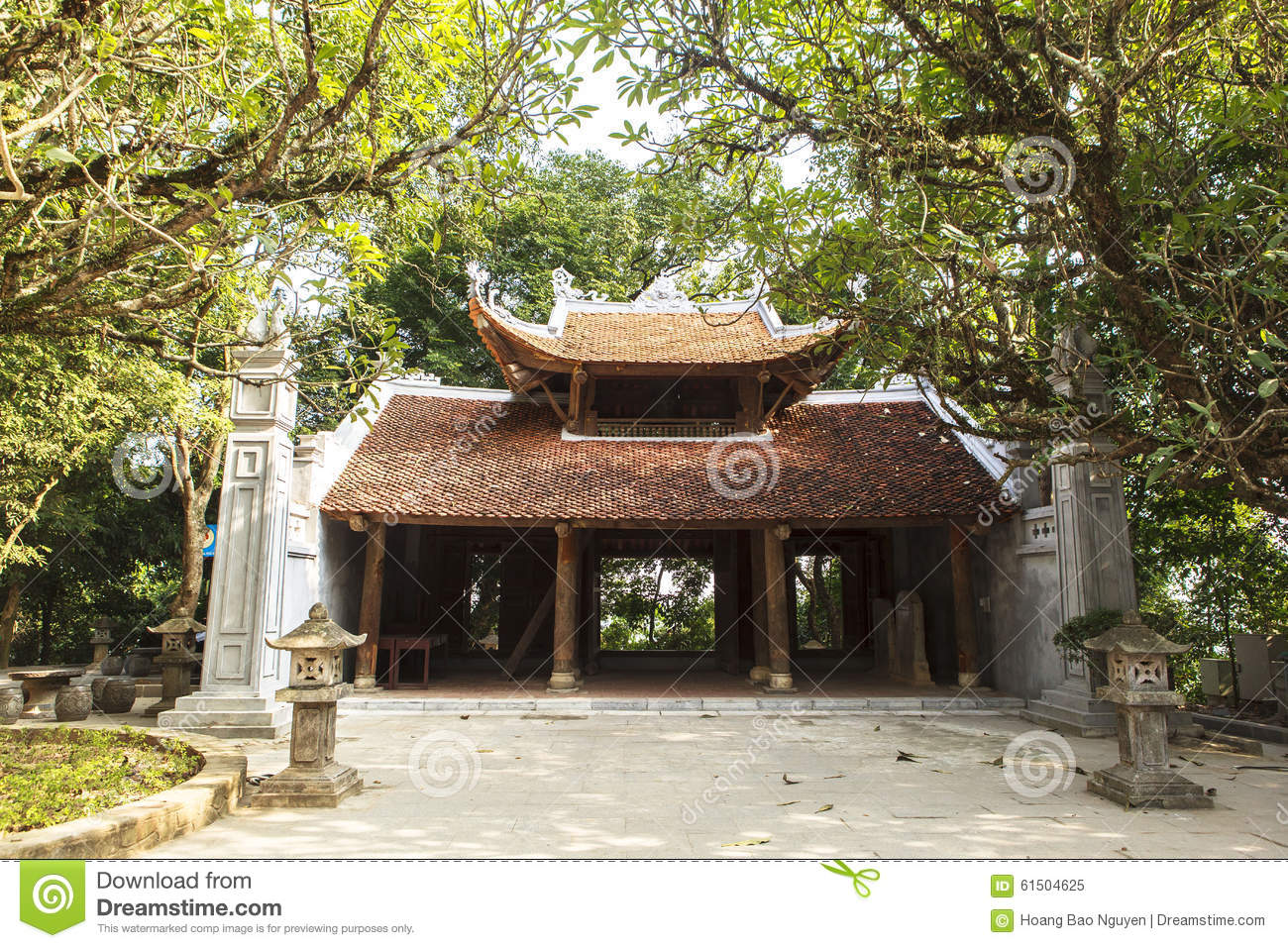 Phu Tho Vietnam  City pictures : ... the hung kings temple phu tho vietnam the area of hung kings temple