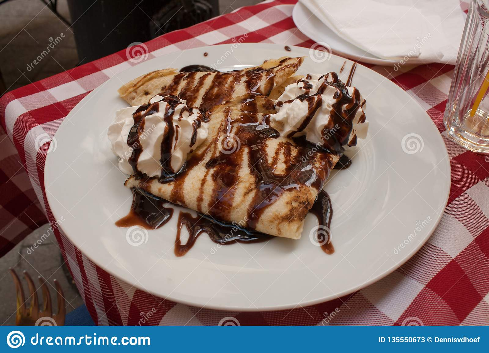 Hungarian pancakes.