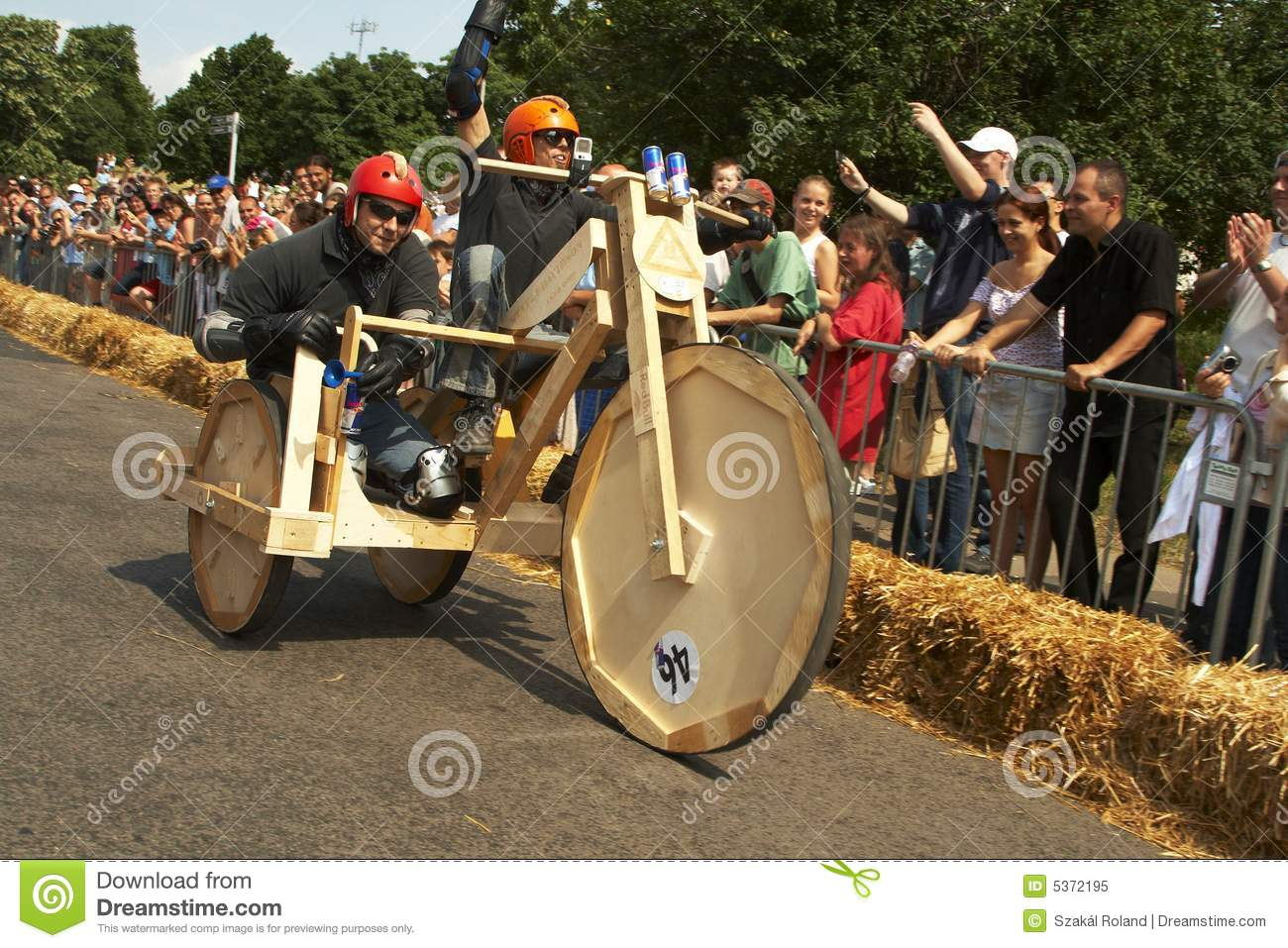 Red Bull Soap Box Derby >> Hungarian Soap Box Race Editorial Image Image Of Derby