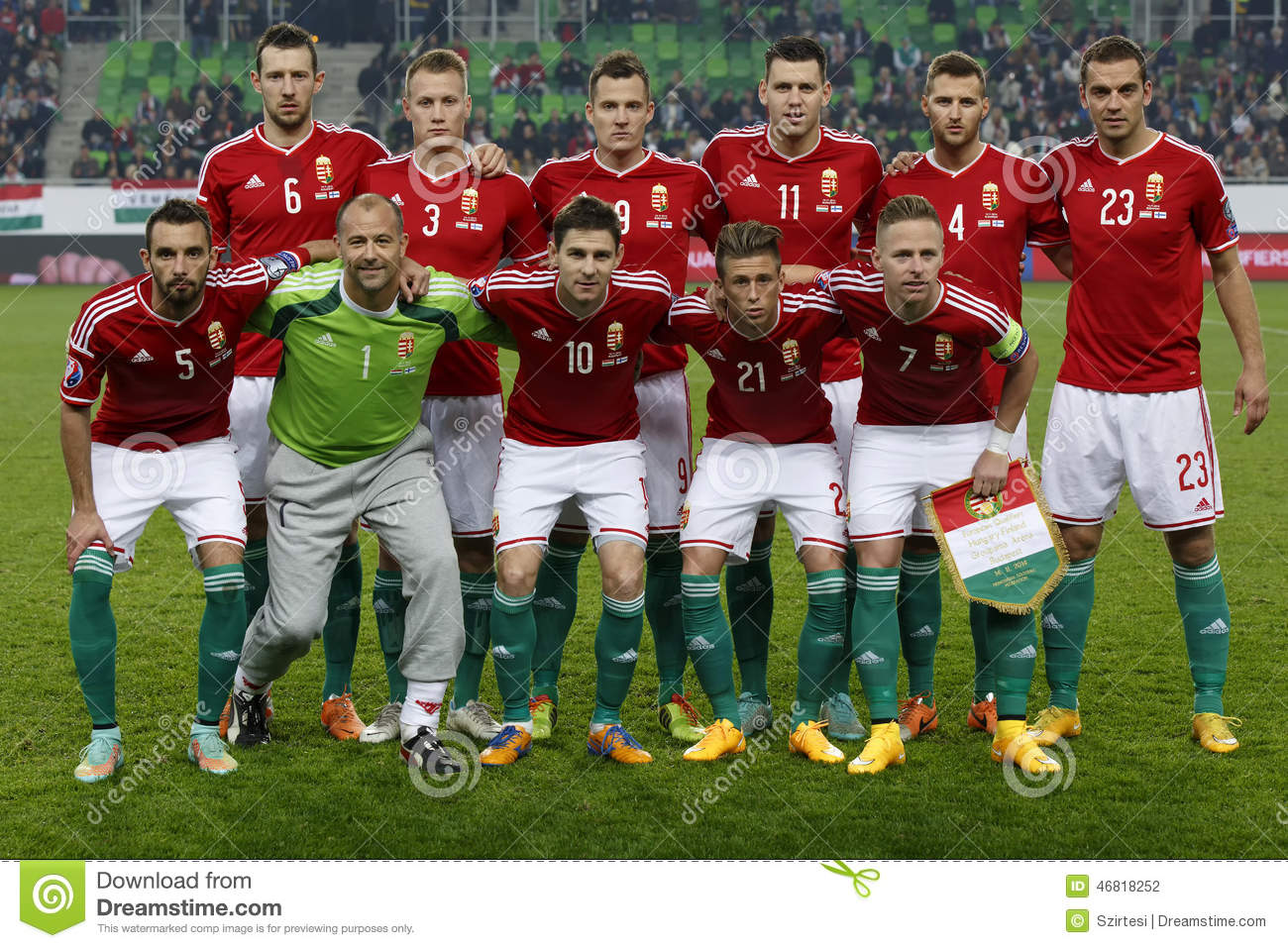 hungary vs finland uefa euro 2016 qualifier football match editorial photography image of. Black Bedroom Furniture Sets. Home Design Ideas