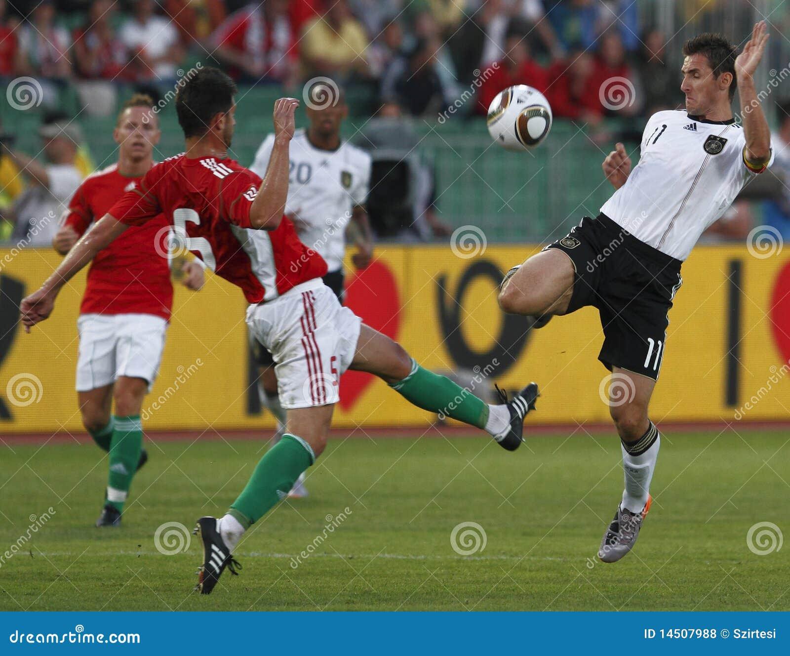 Germany Soccer Game