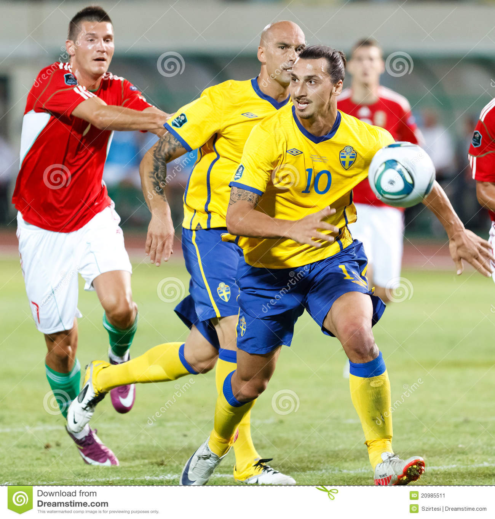 Sweden Vs Hungary