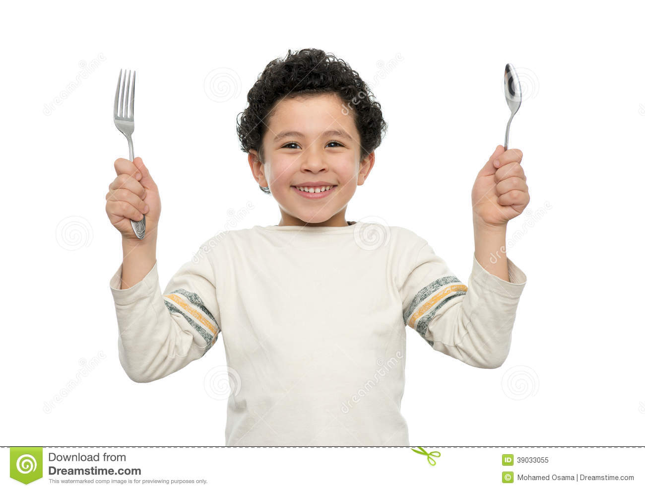 hungry boy stock photo image 39033055 Italian Dinner Clip Art Spaghetti Clip Art Black and White