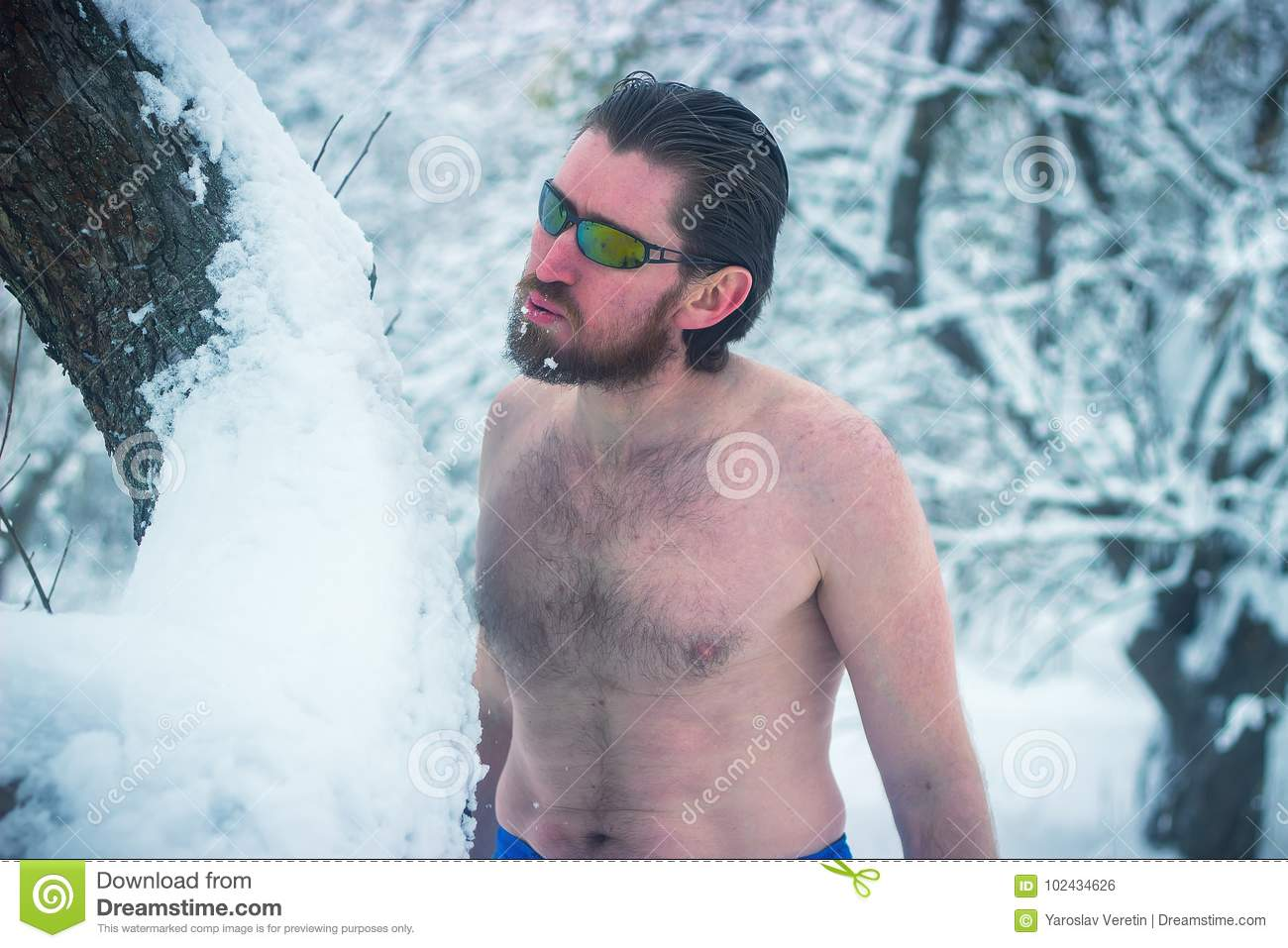 Something is. photos of naked men in the snow impudence! This