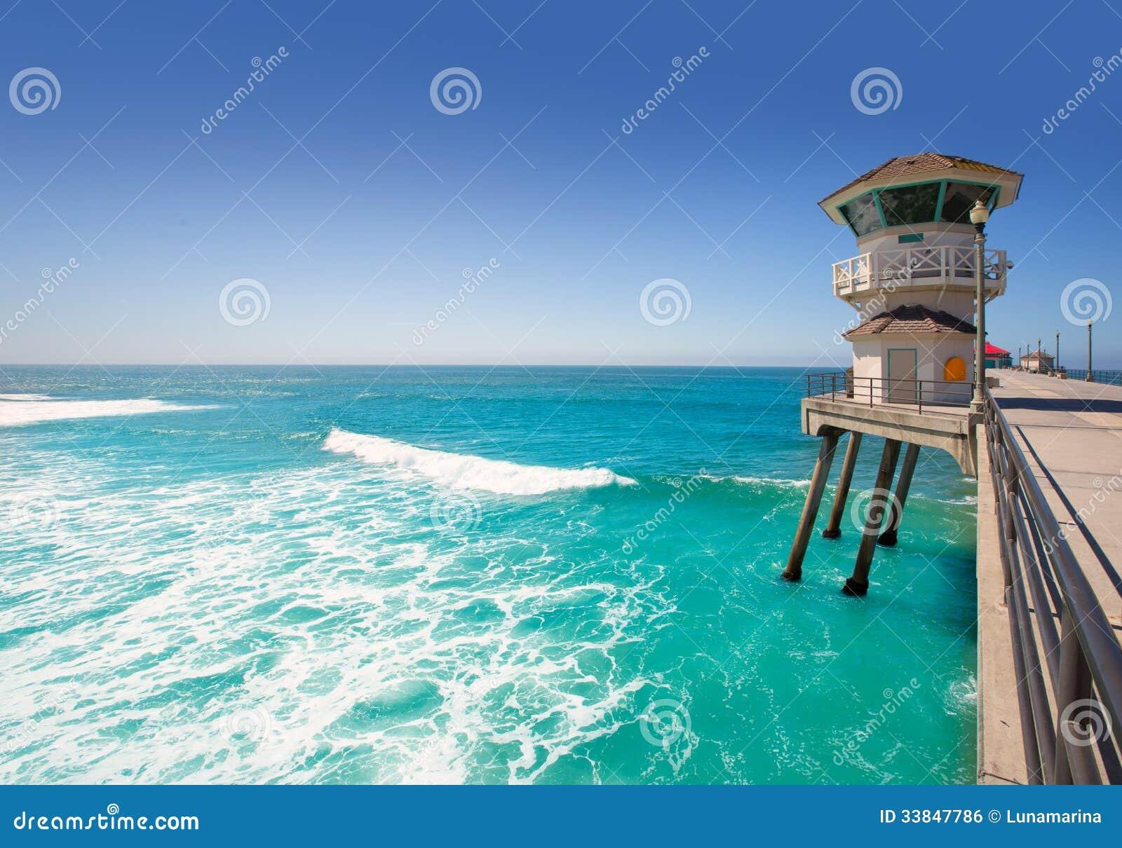 Tower  Huntington Beach