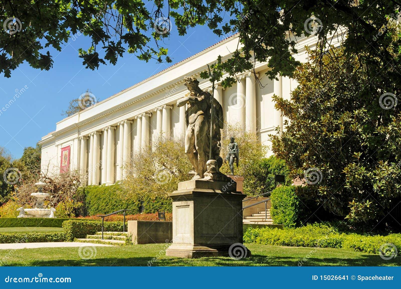 Garden Huntington Library Pasadena ...