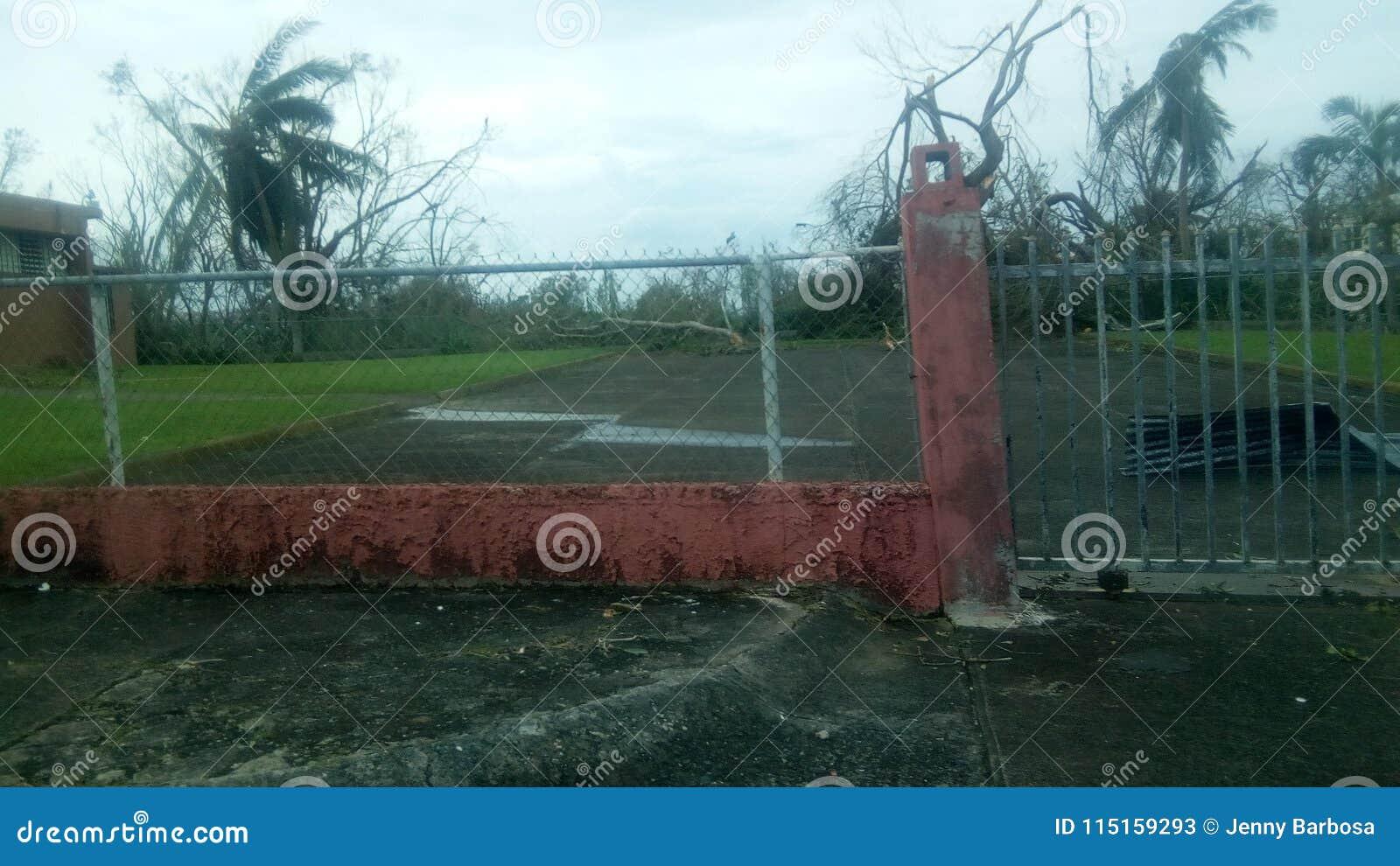 Huracan MarÃa照片