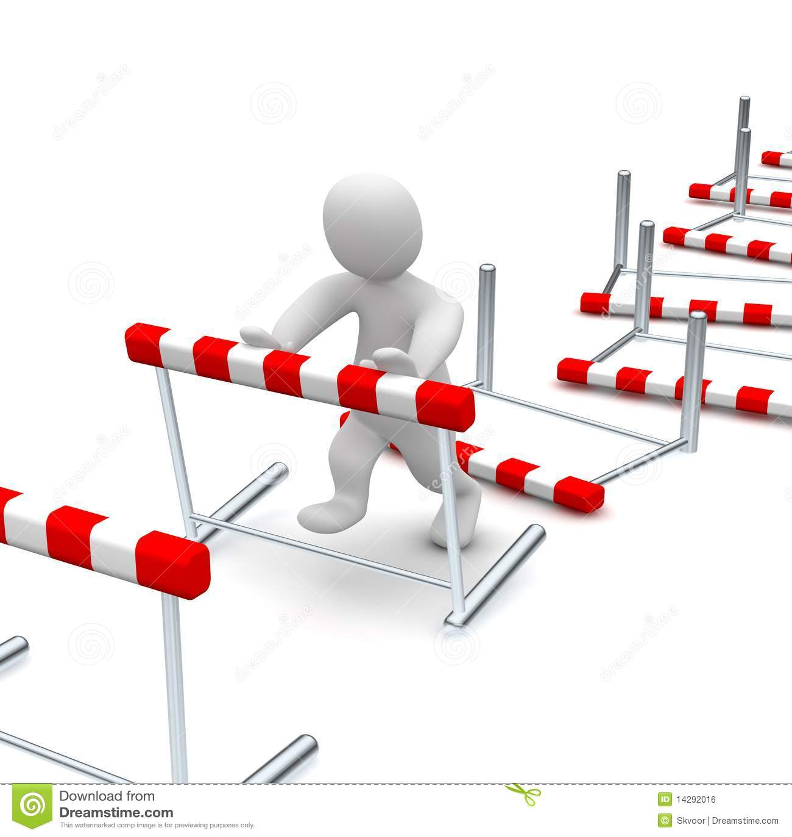 Hurdles Stock Illustrations – 671 Hurdles Stock ...