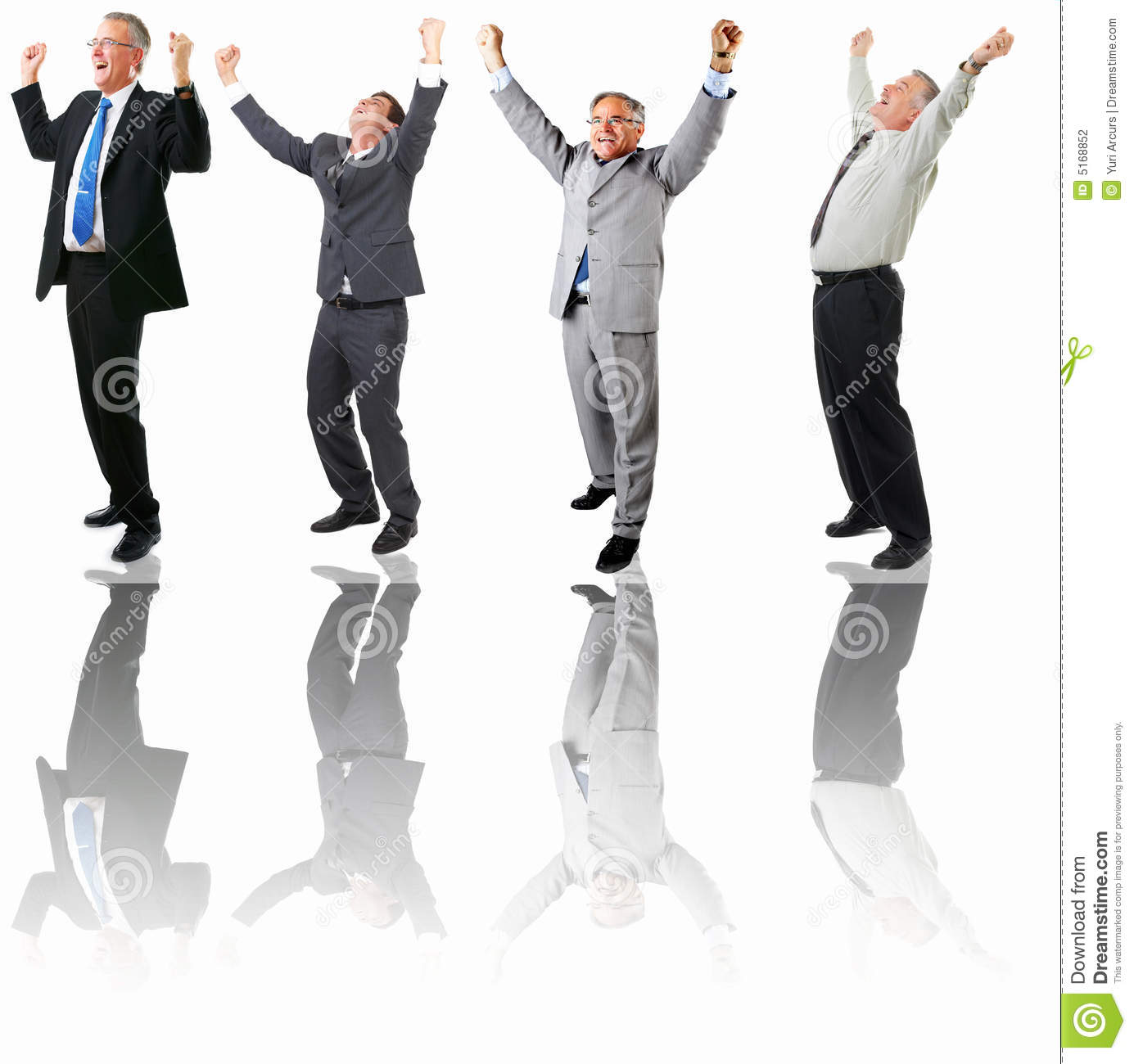 Stock Photography: Hurray We Did It!. Image: 5168852