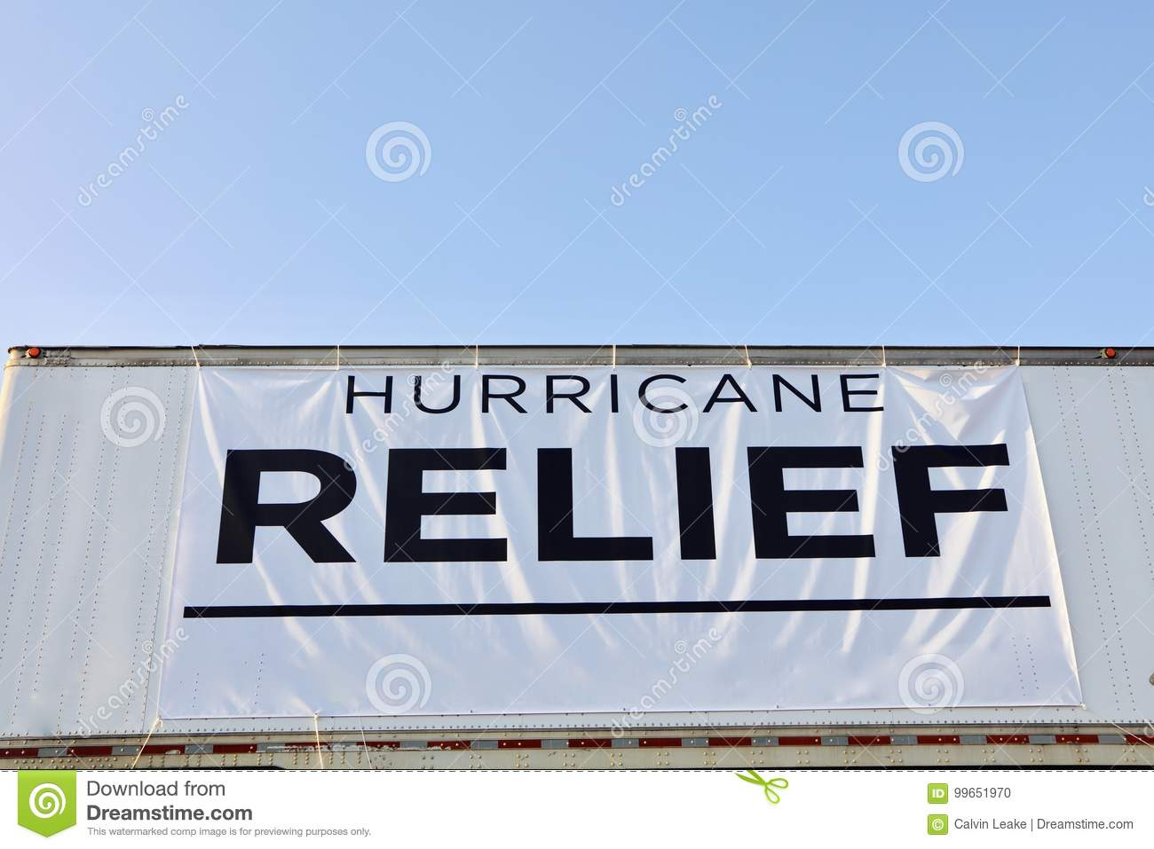 Hurricane Relief for Irma and Harvey Victims