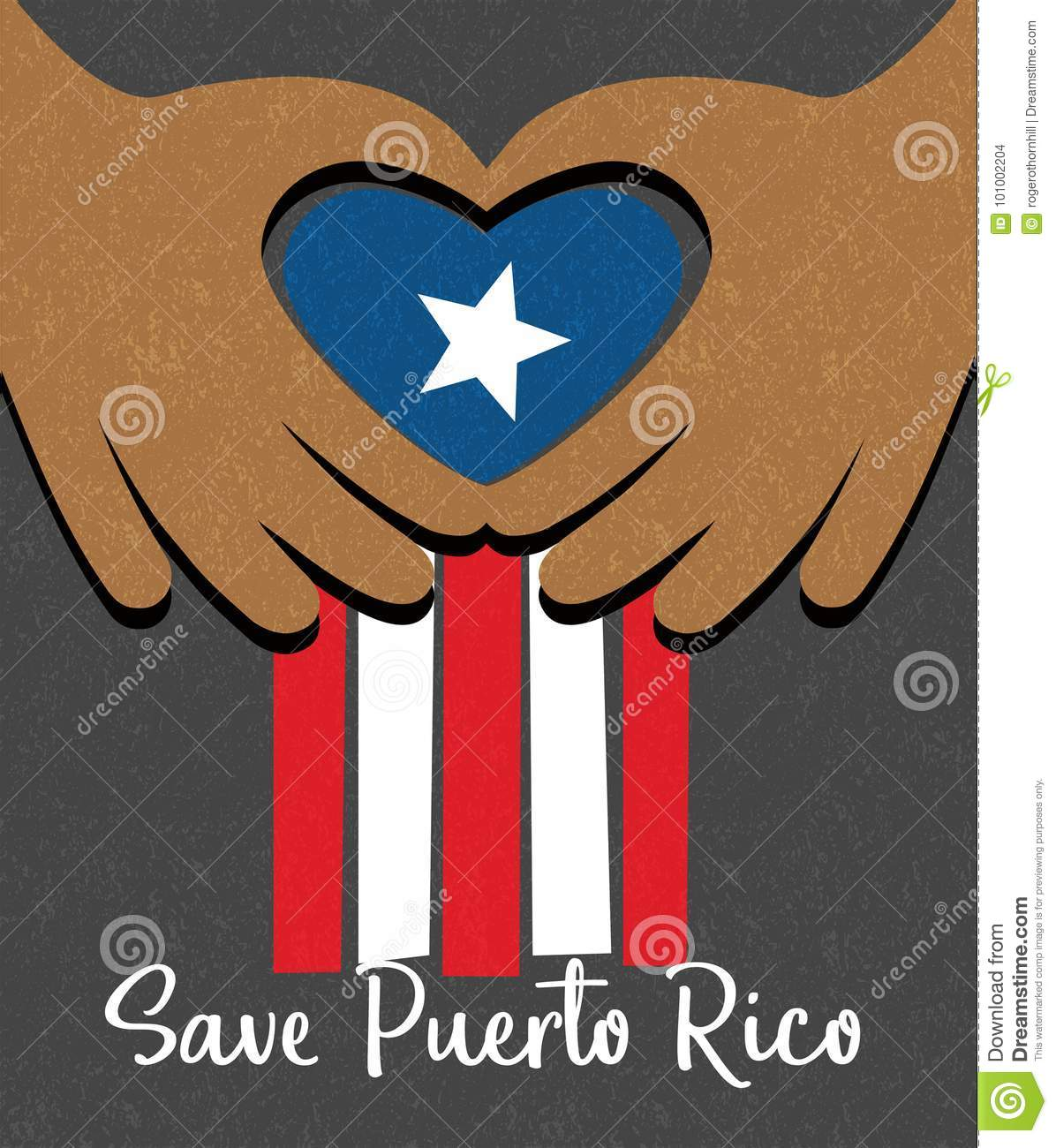 Hurricane relief for puerto rico design puerto rican flag with hurricane relief for puerto rico design puerto rican flag with hands forming a heart shape banner maria biocorpaavc Image collections