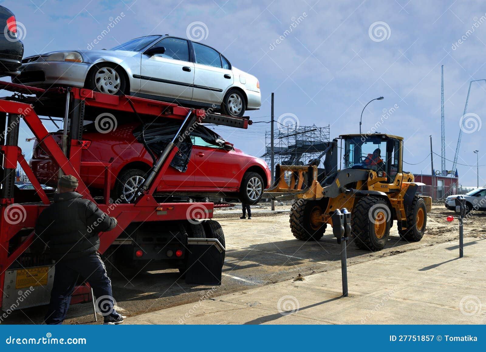 Manhattan Car Accident News