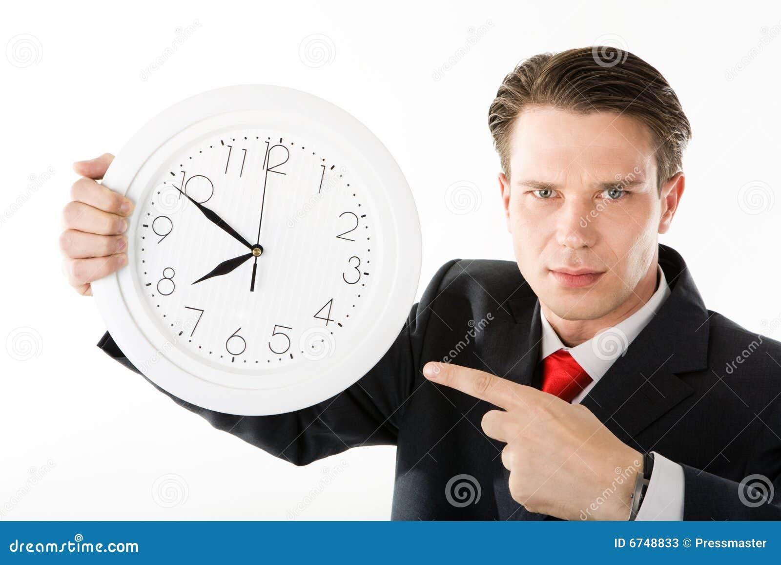 Hurry Up! Stock Photos - Image: 6748833