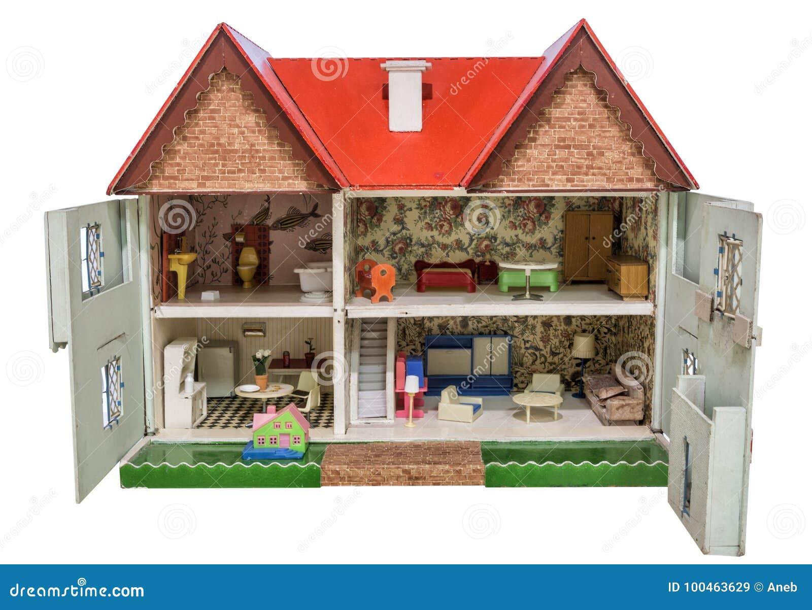 Hus av dockor