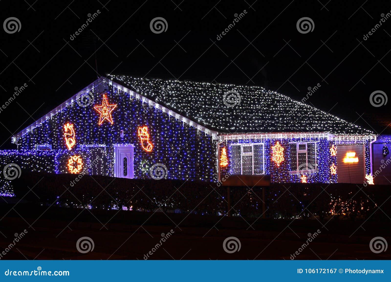 Hus av ljus