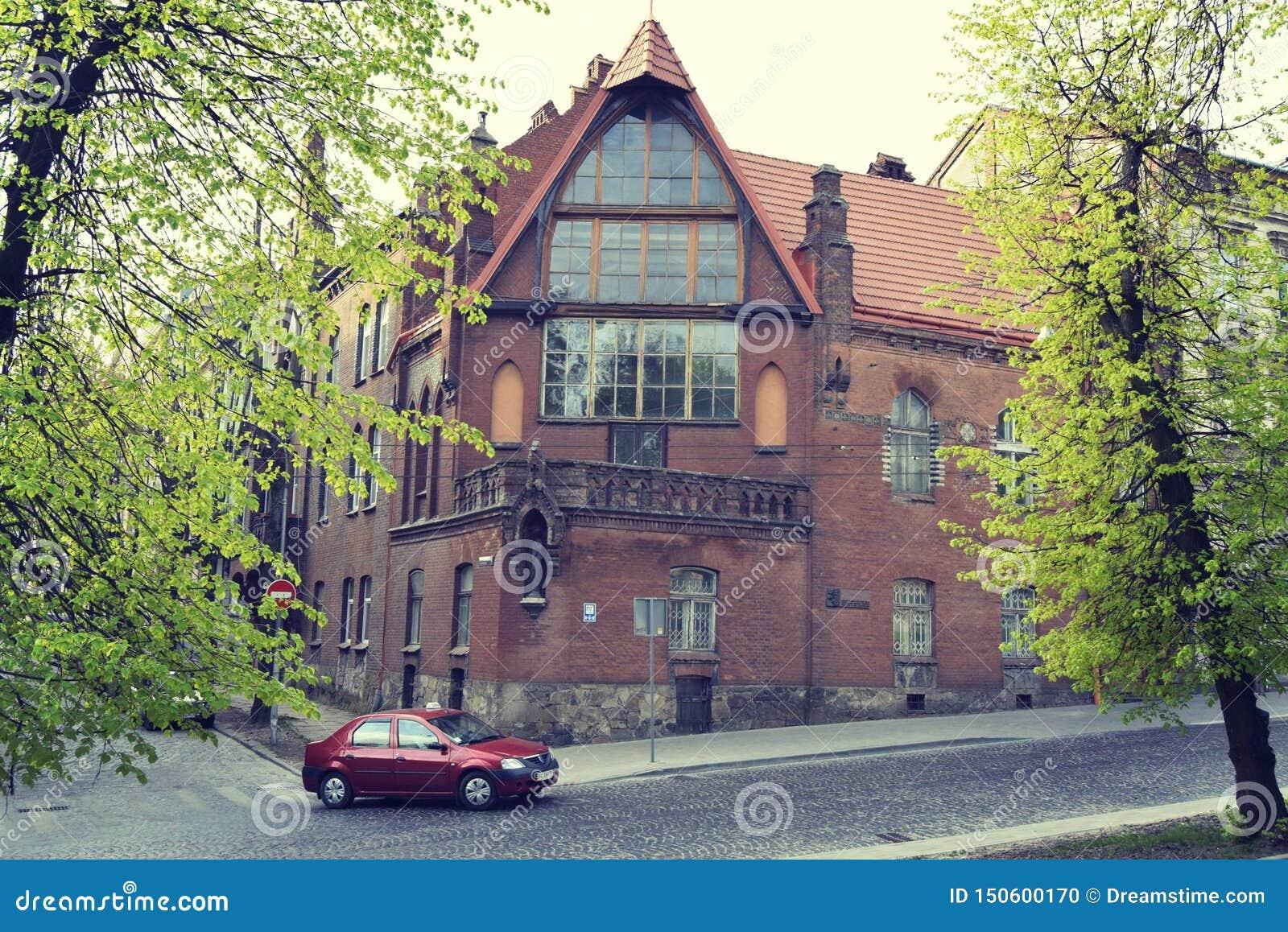 Hus av Lviv