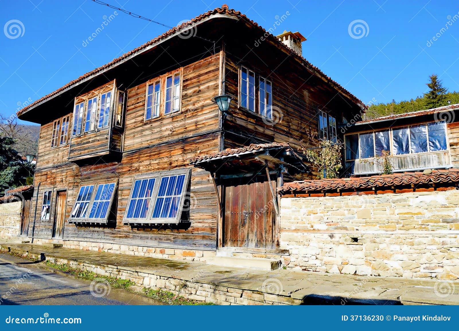 Hus i Zheravna