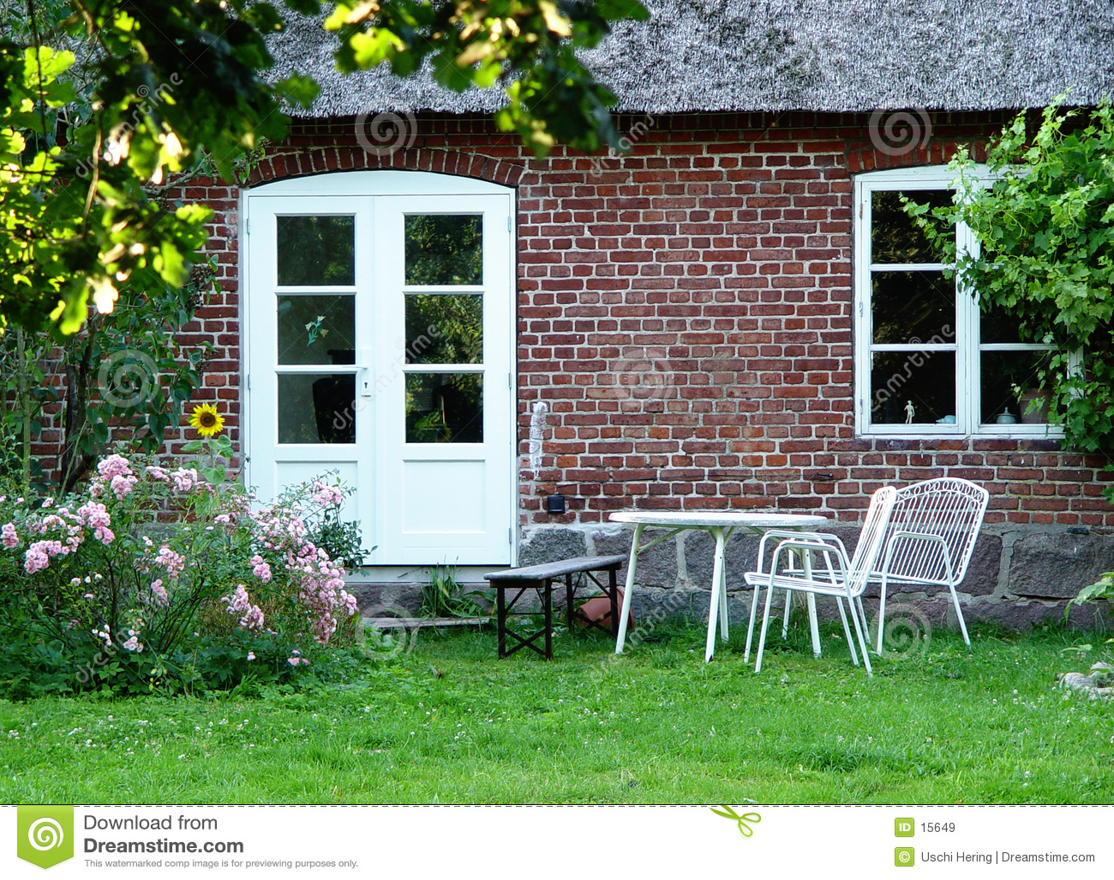 Hus utanför