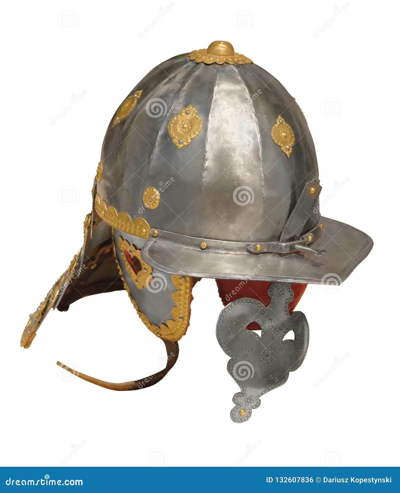 Husara żelazny headpiece