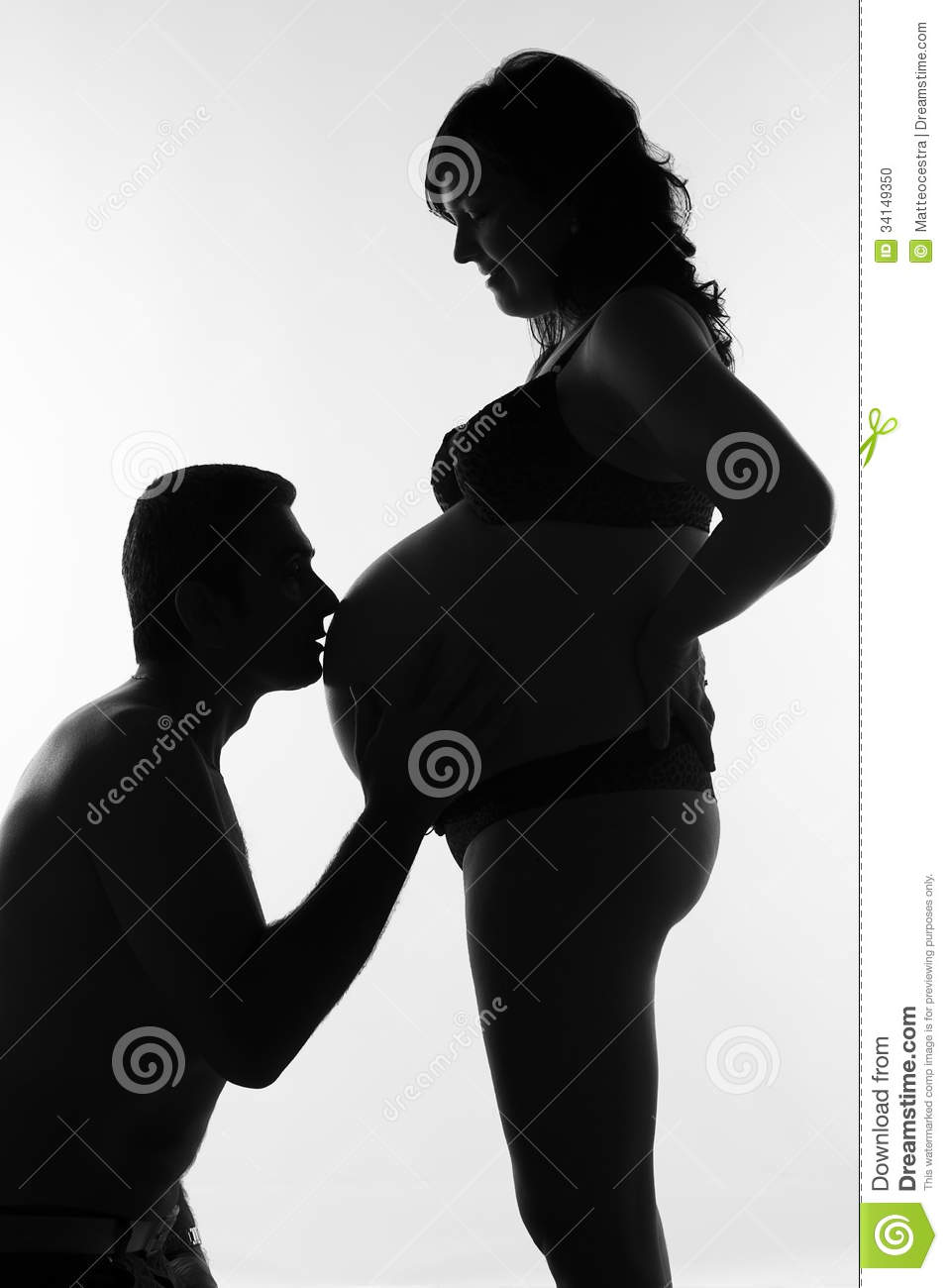 Opinion Husband and wife silhouette consider