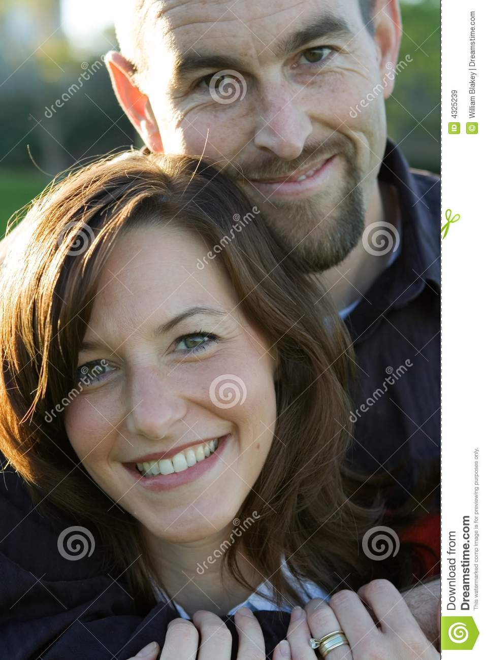 Royalty Free Stock Images: Husband and Wife