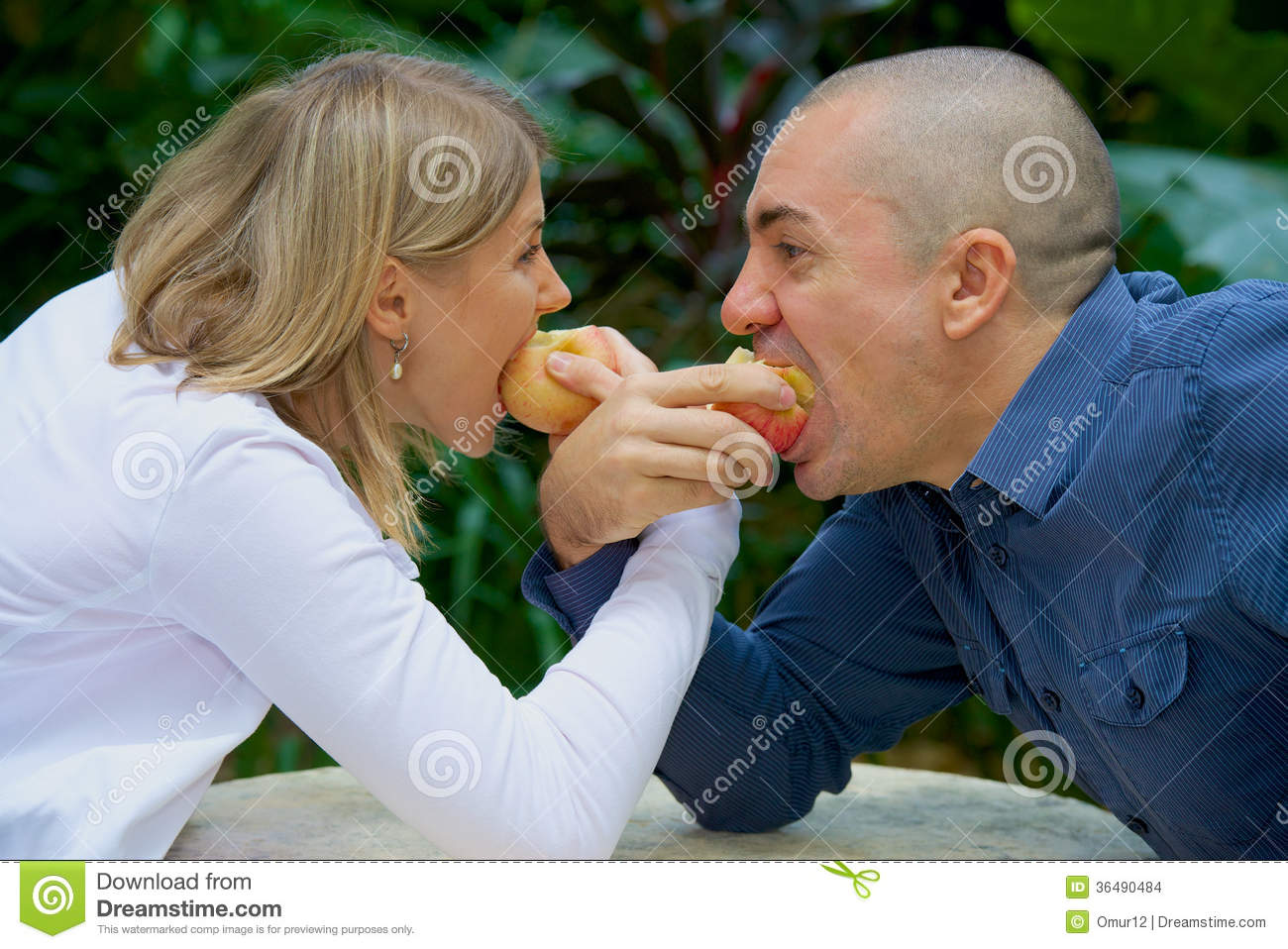 Eat From Husband