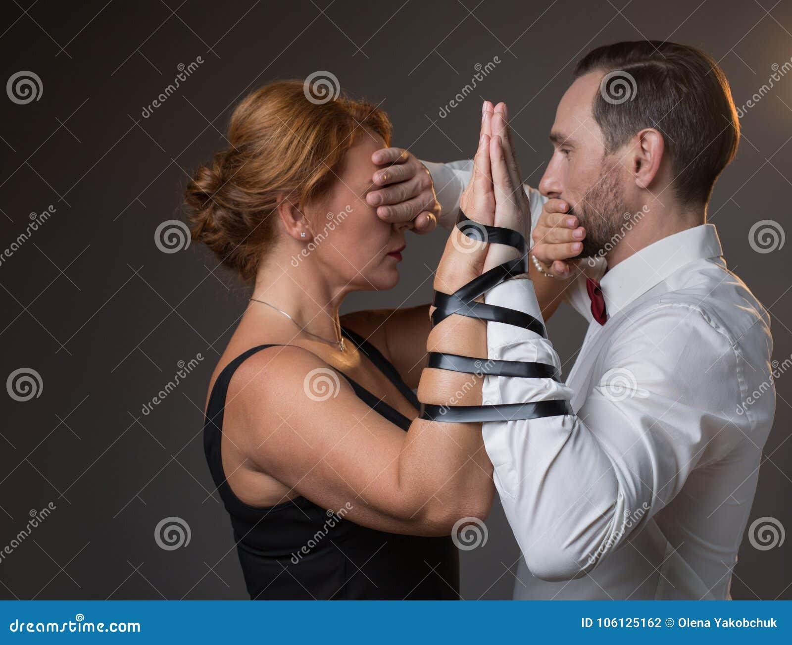 Apologise, bound wife pics